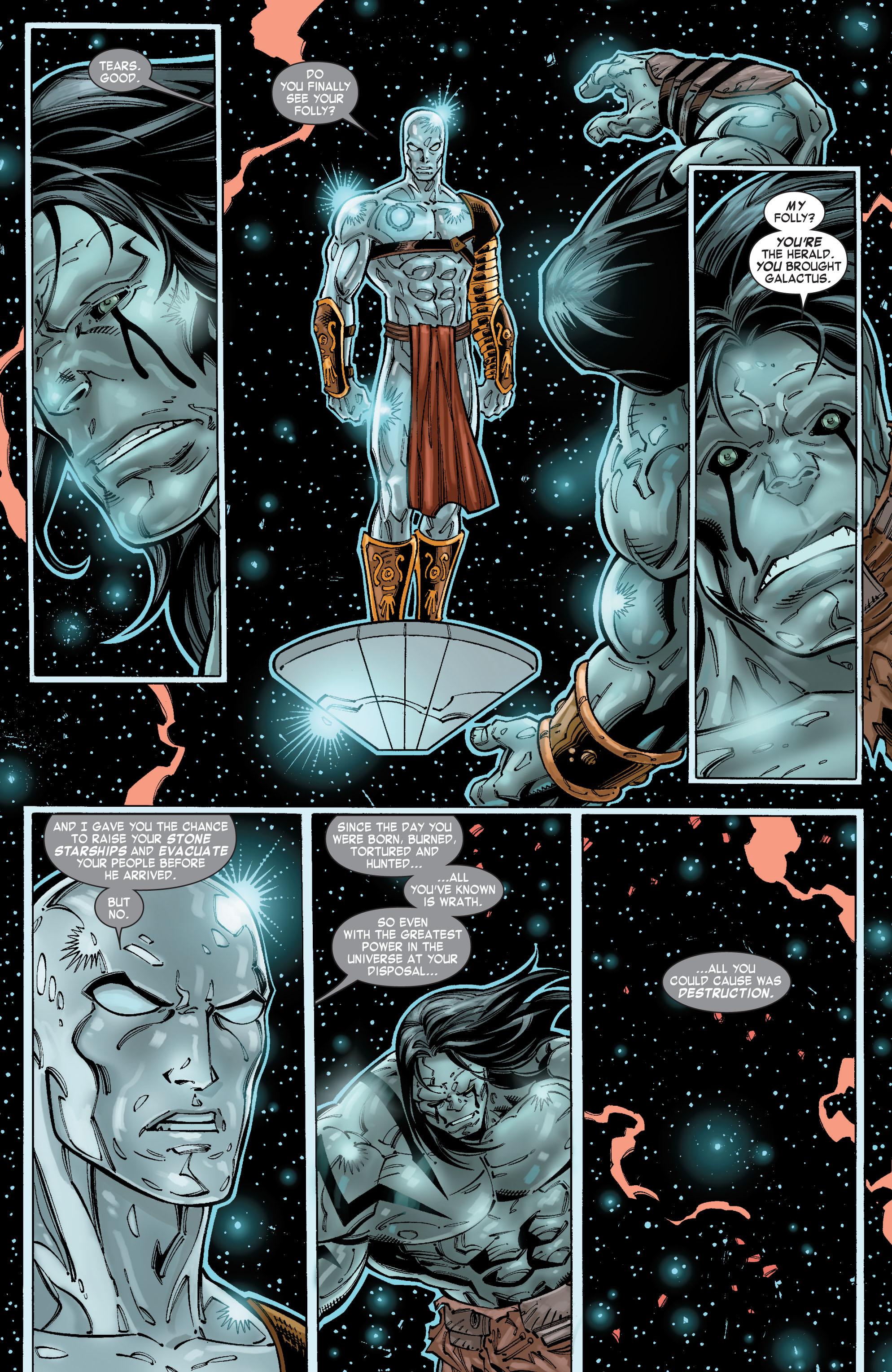 Read online Skaar: Son of Hulk comic -  Issue #10 - 11