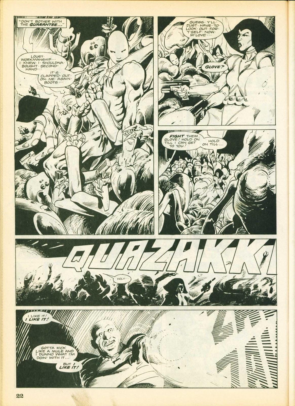 Warrior Issue #25 #26 - English 22
