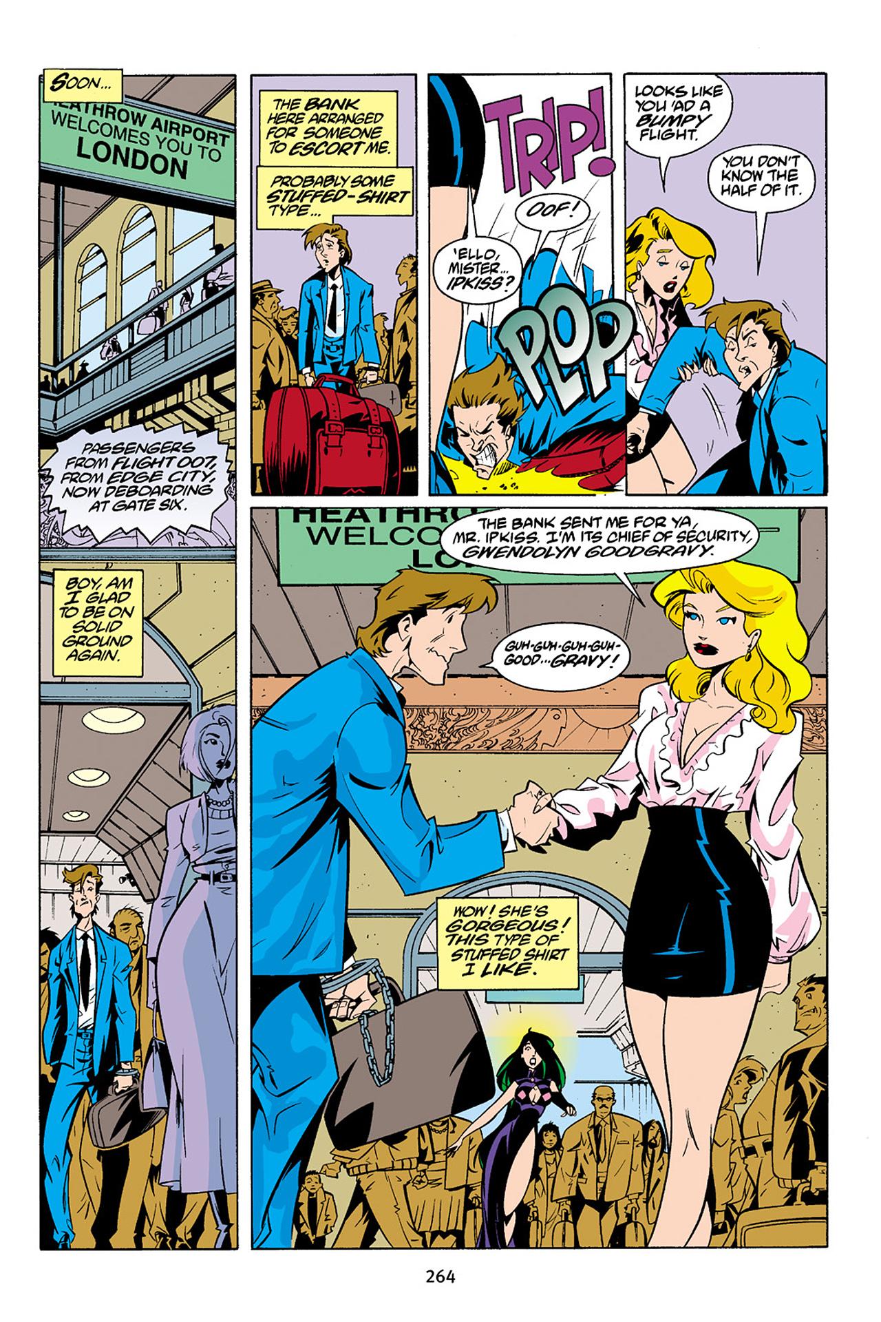 Read online Adventures Of The Mask Omnibus comic -  Issue #Adventures Of The Mask Omnibus Full - 263