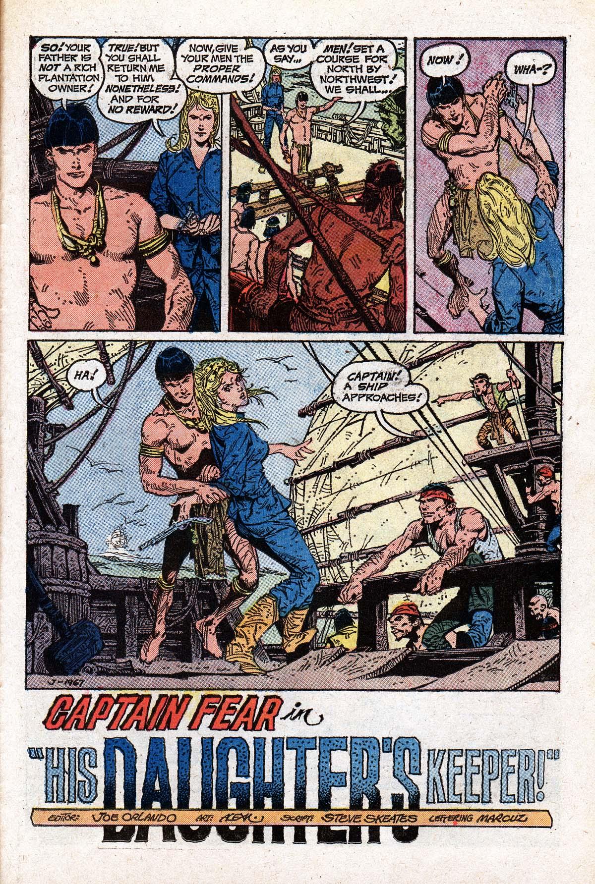 Read online Adventure Comics (1938) comic -  Issue #427 - 23