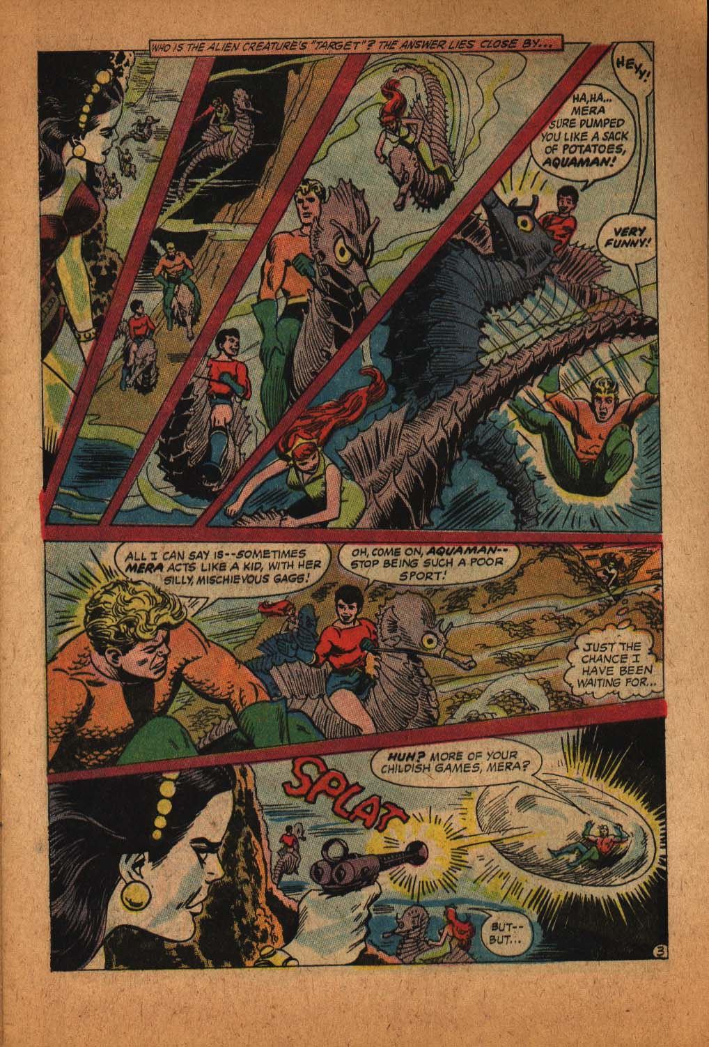 Read online Aquaman (1962) comic -  Issue #39 - 5