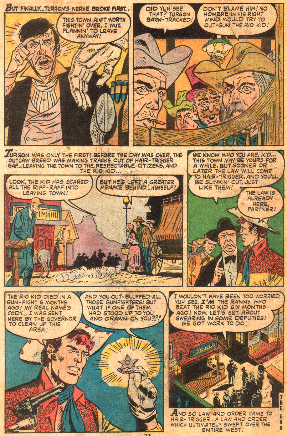The Rawhide Kid (1955) issue 118 - Page 34