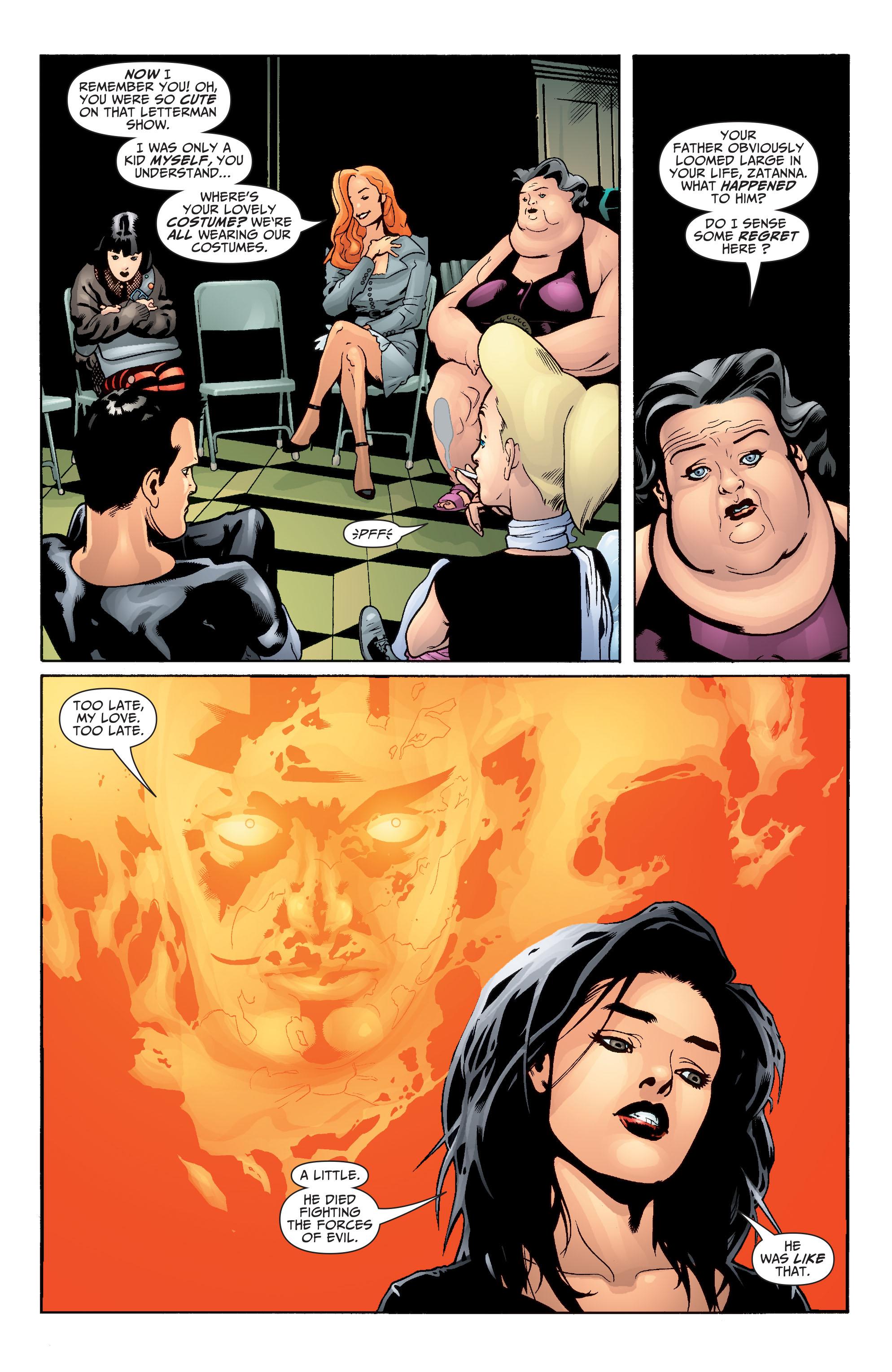 Read online Seven Soldiers: Zatanna comic -  Issue #1 - 6