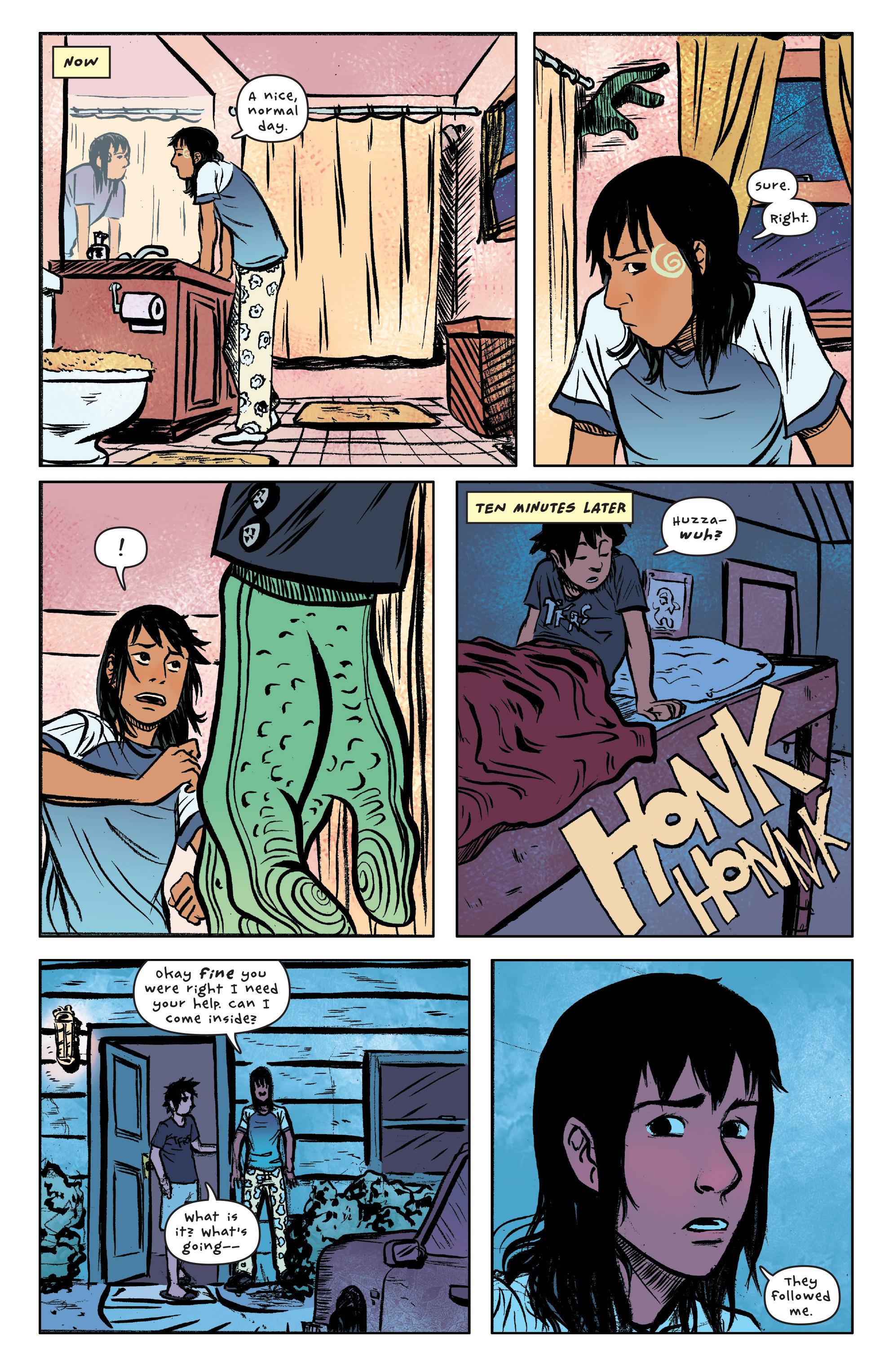 Read online UFOlogy comic -  Issue #3 - 22