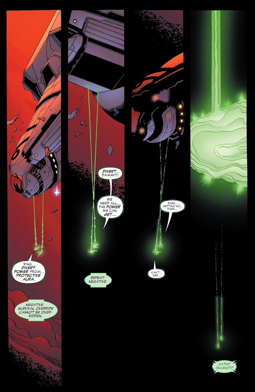 Read online Green Lantern by Geoff Johns comic -  Issue # TPB 1 (Part 3) - 23