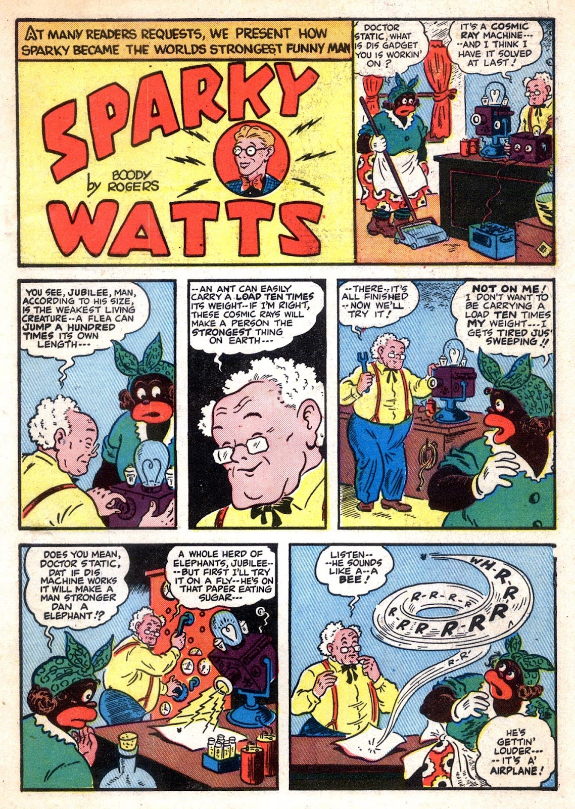 Sparky Watts issue 4 - Page 3