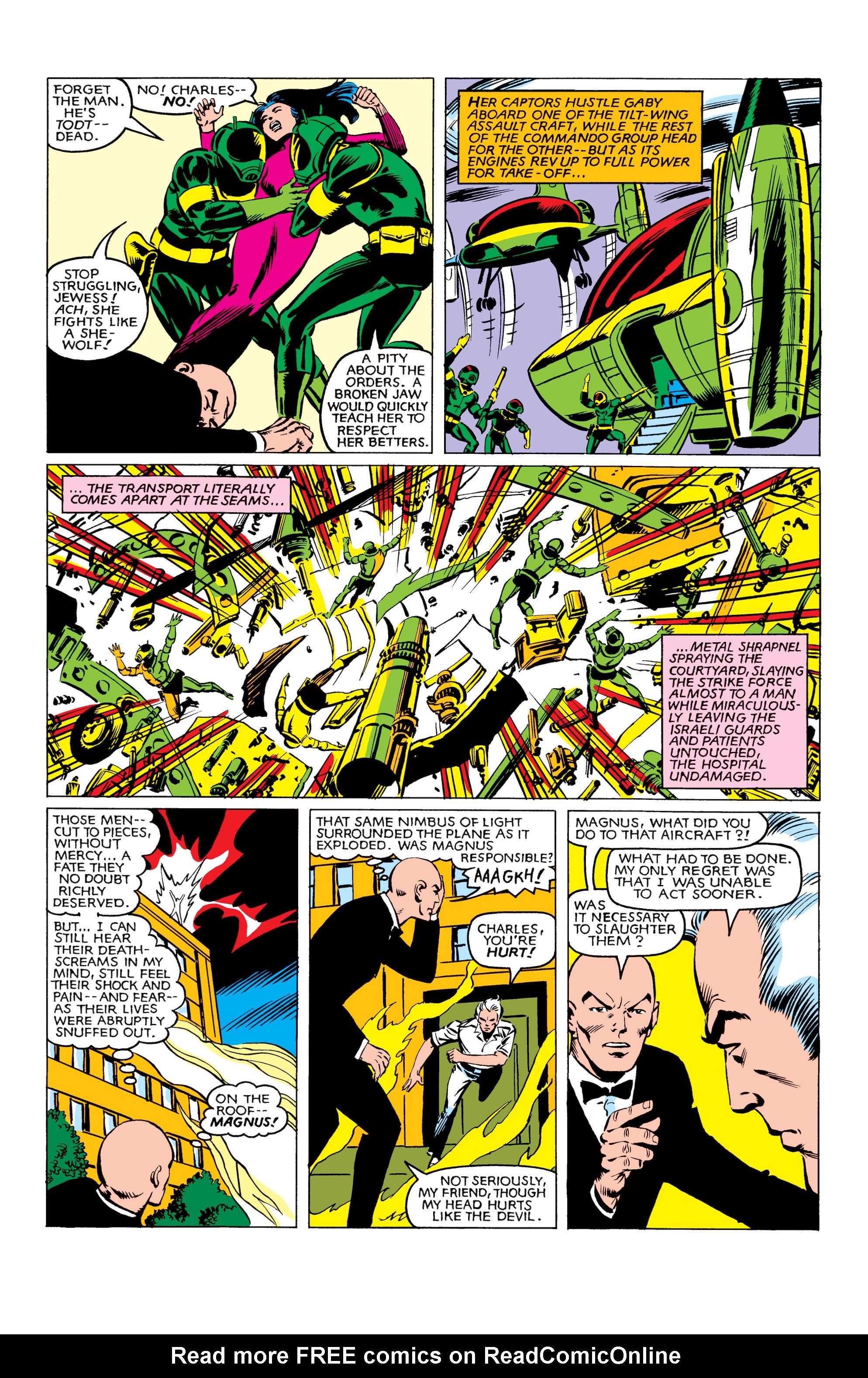 Read online Uncanny X-Men (1963) comic -  Issue #161 - 13