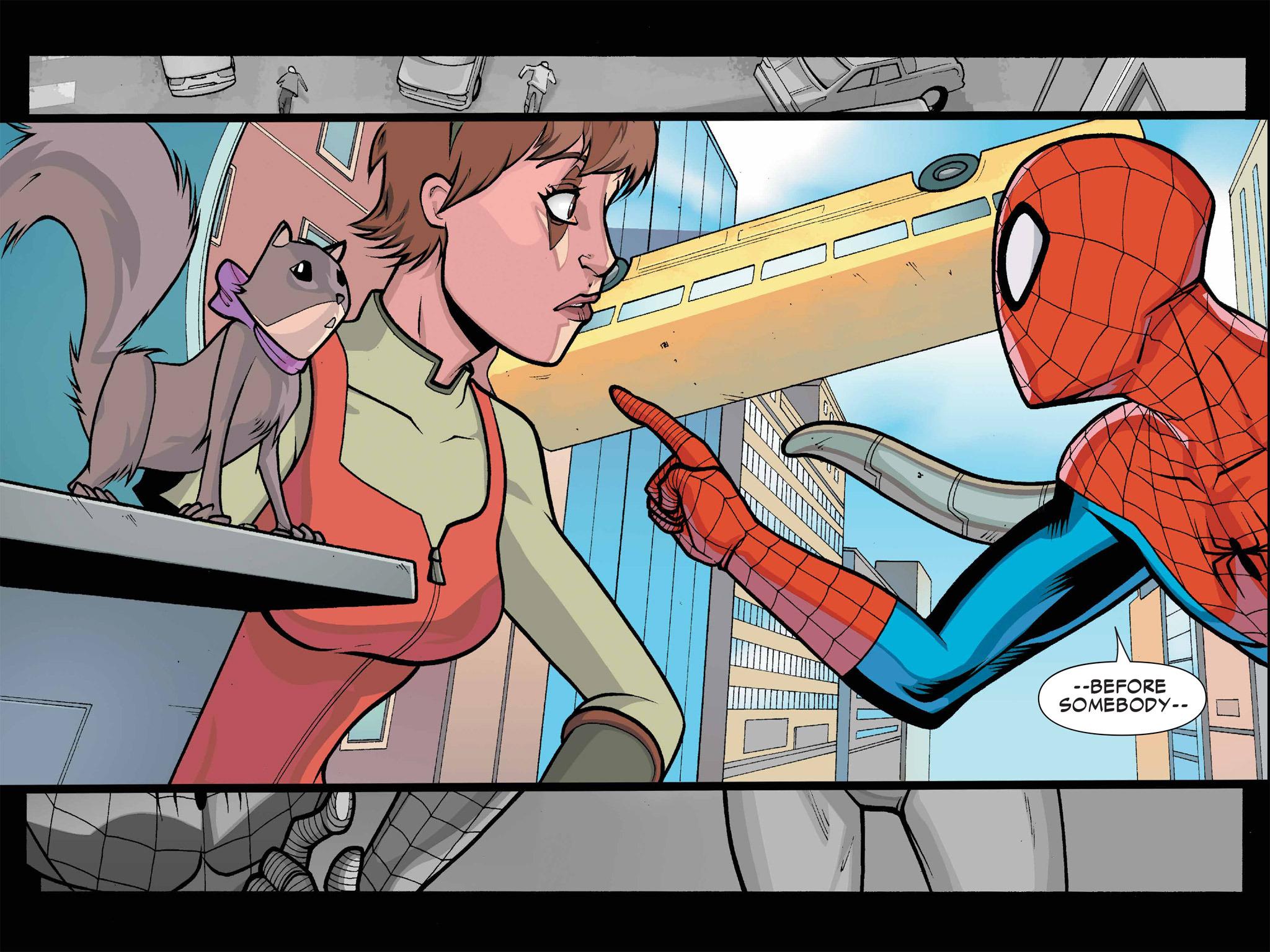 Read online Ultimate Spider-Man (Infinite Comics) (2016) comic -  Issue #1 - 16