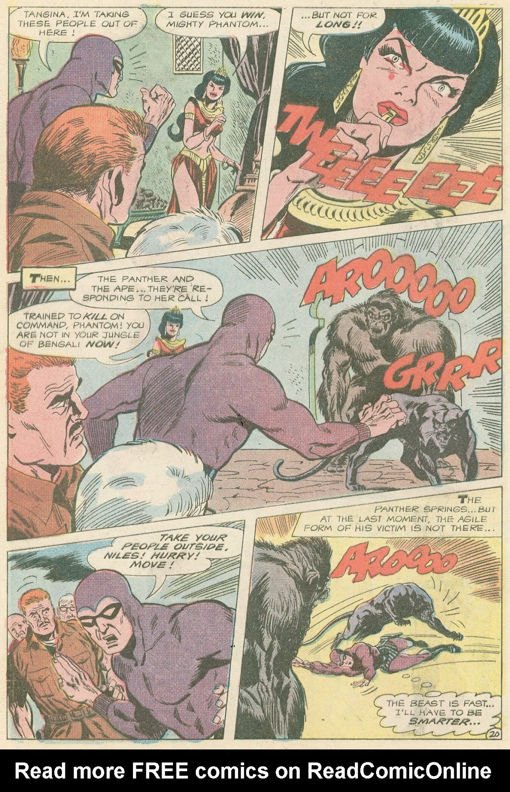 The Phantom (1969) issue 31 - Page 24