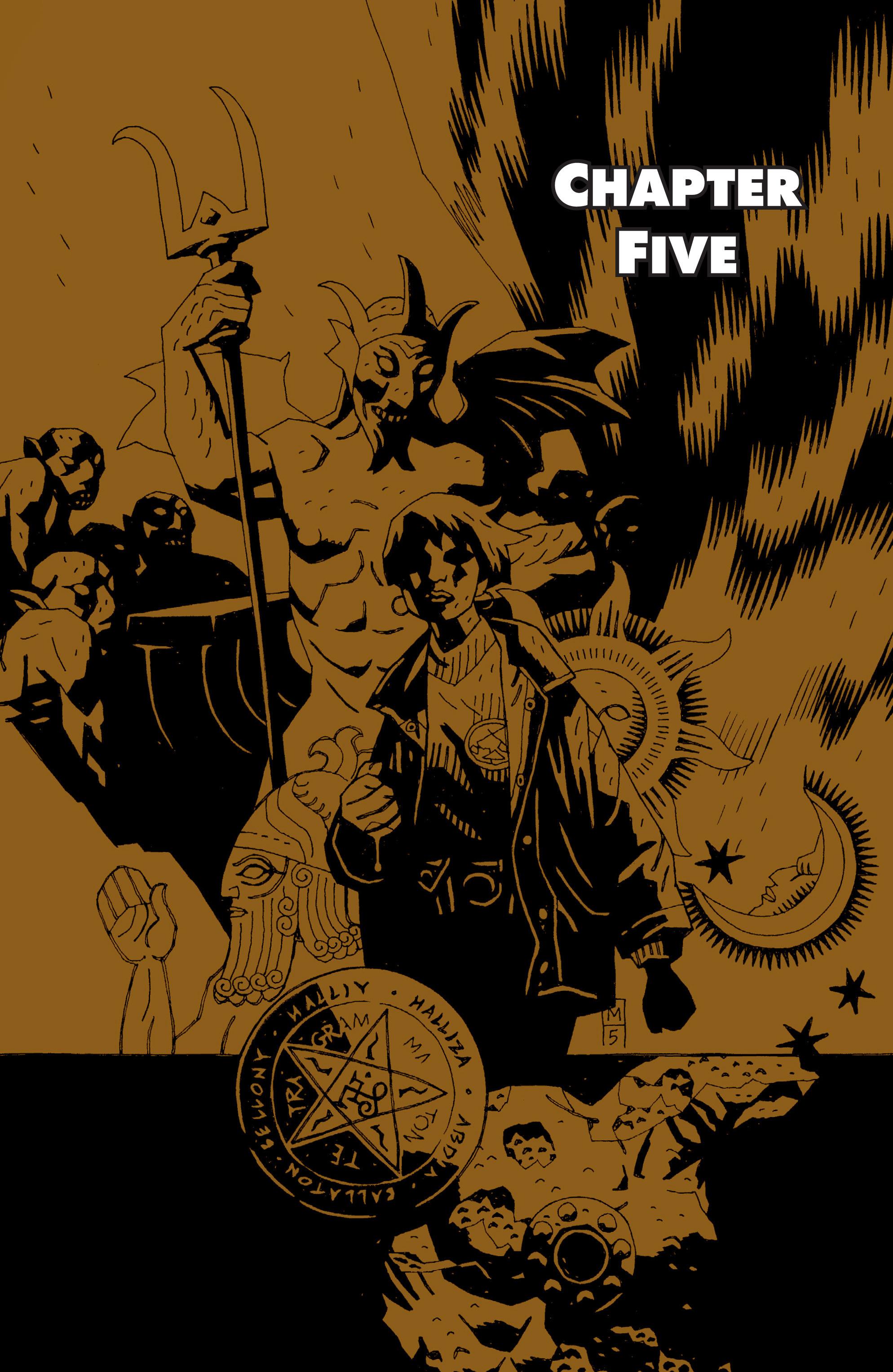 Read online B.P.R.D. (2003) comic -  Issue # TPB 6 - 111