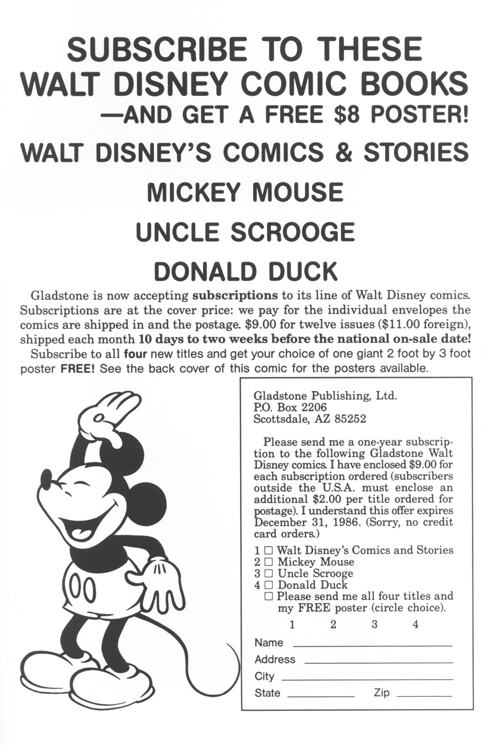Walt Disney's Donald Duck (1986) issue 248 - Page 35
