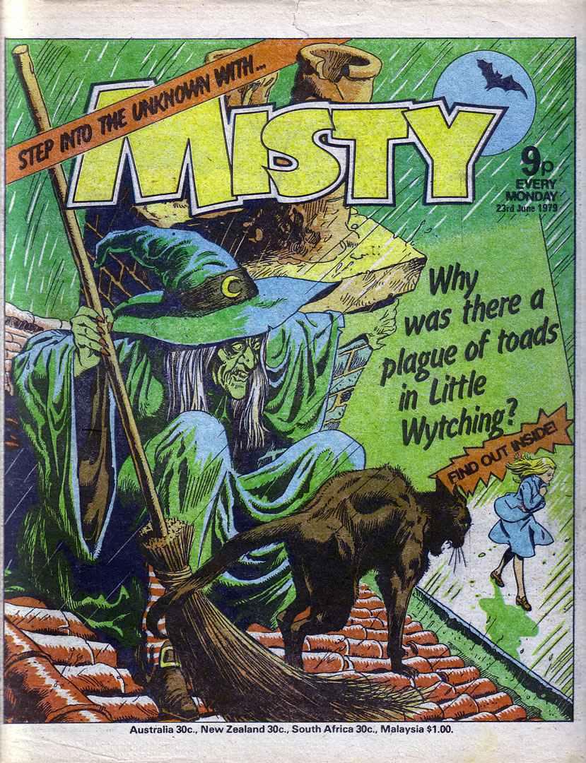 Misty (1978) 72 Page 1