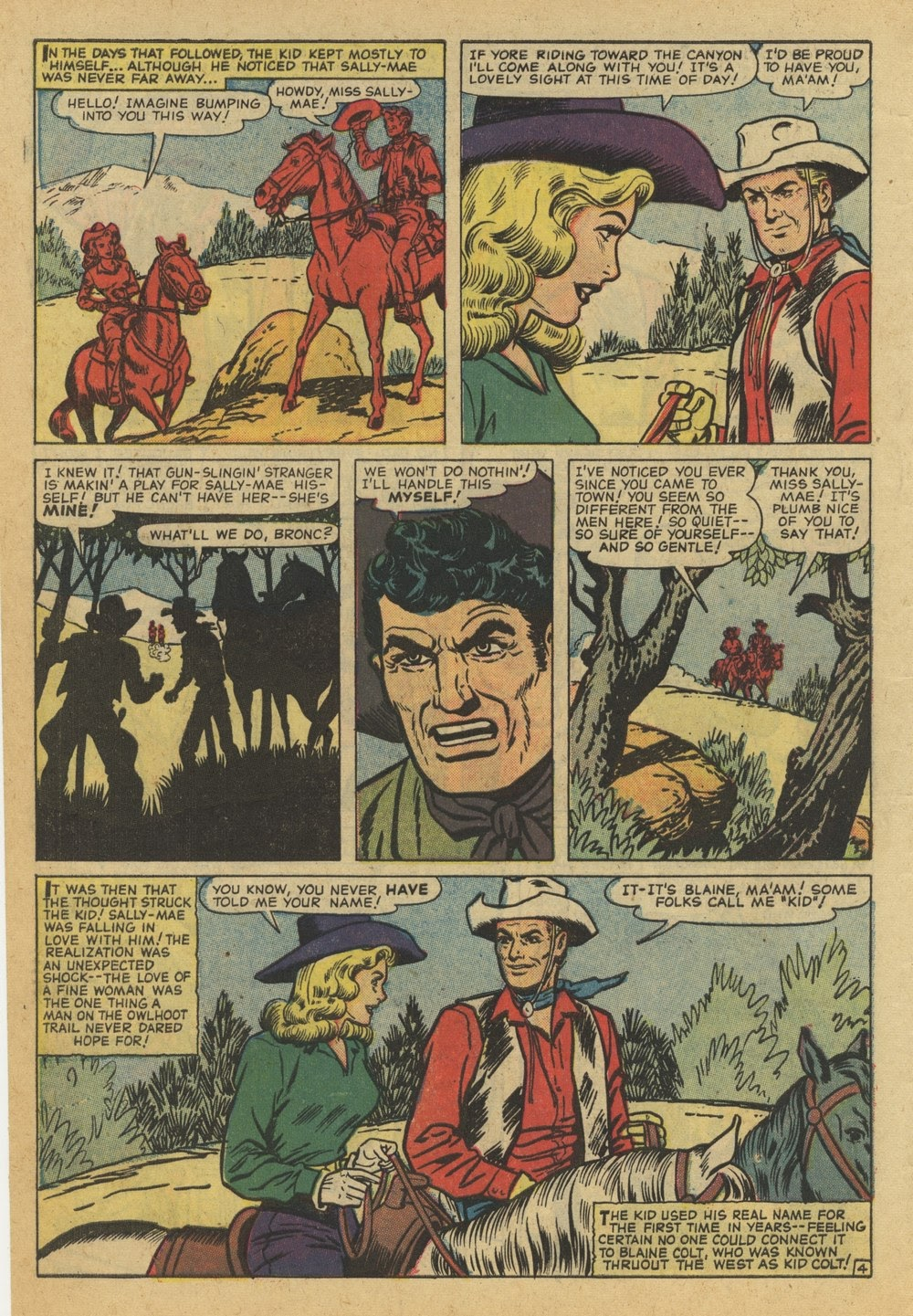 Kid Colt Outlaw issue 82 - Page 6
