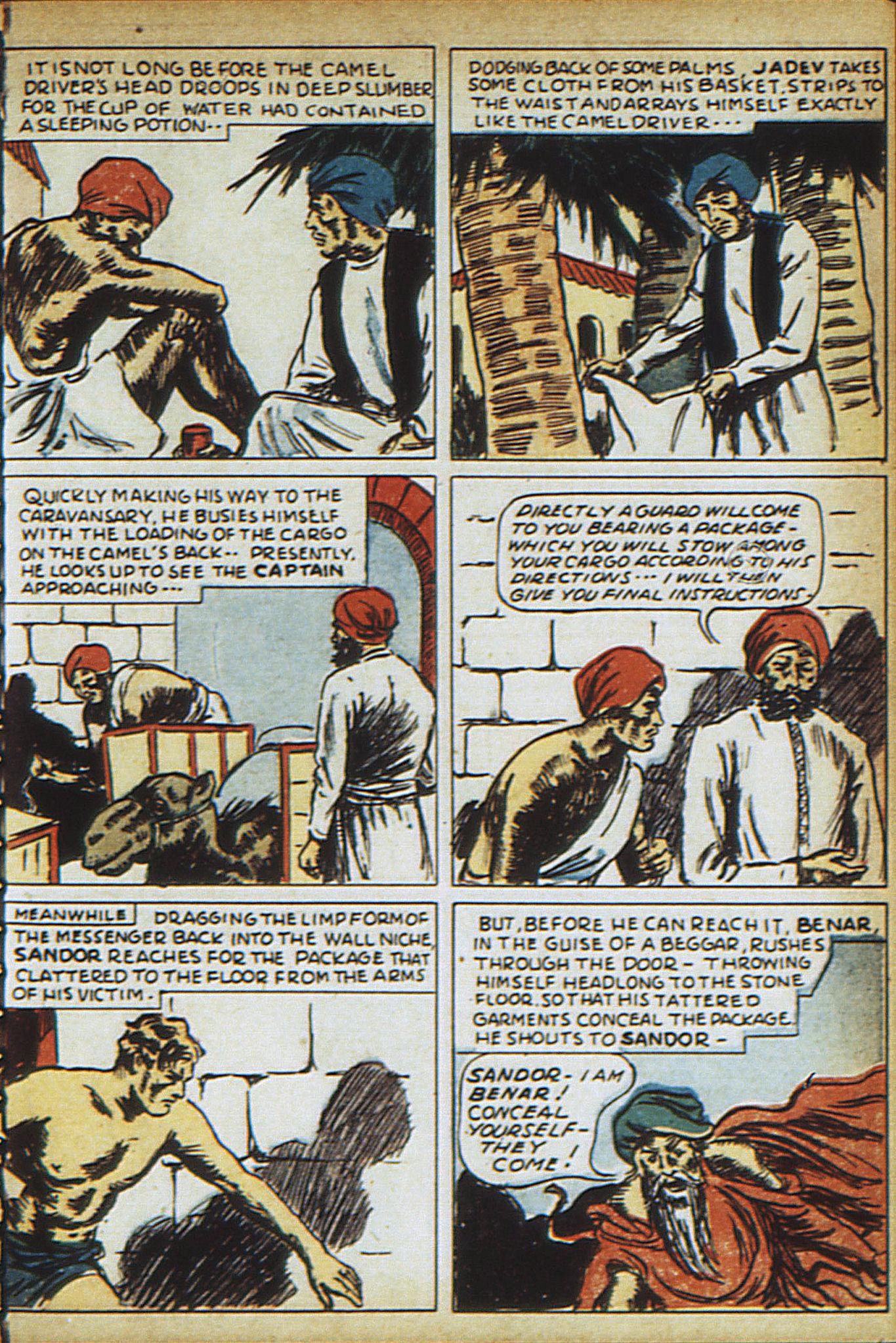 Read online Adventure Comics (1938) comic -  Issue #18 - 52