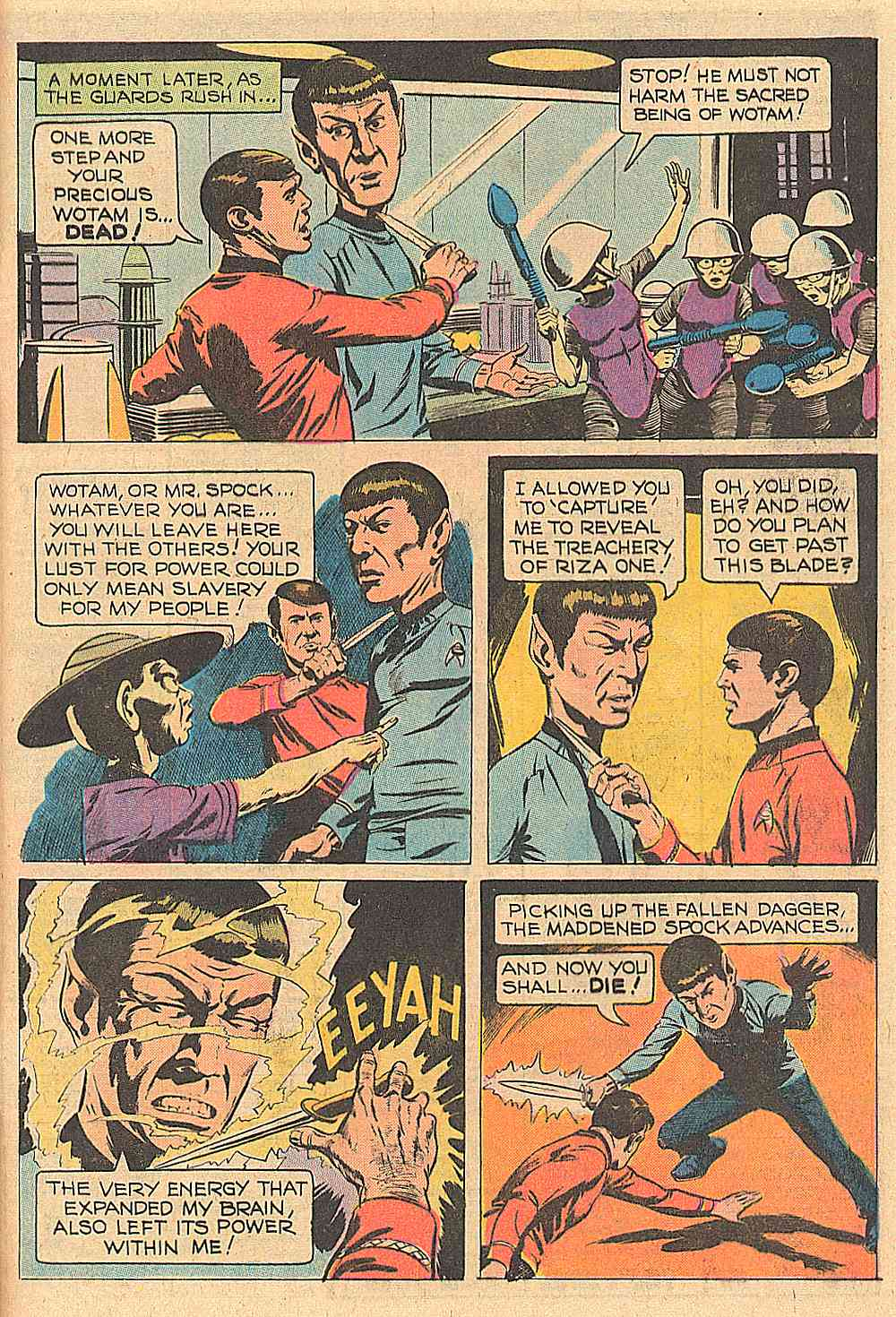 Star Trek (1967) issue 46 - Page 21