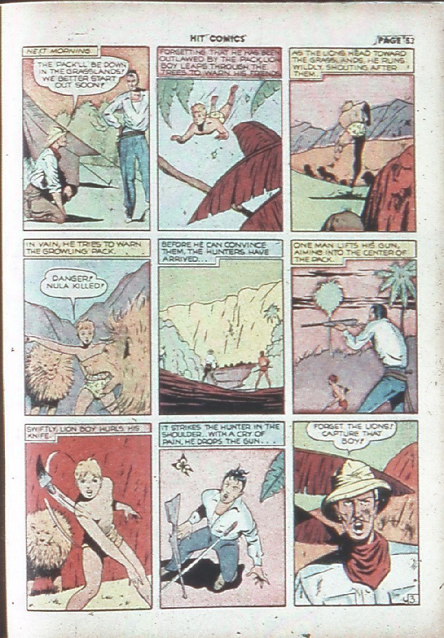 Read online Hit Comics comic -  Issue #7 - 55