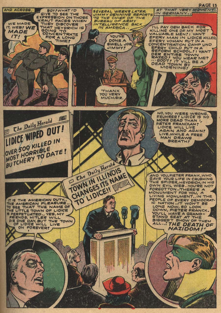 Zip Comics issue 31 - Page 15