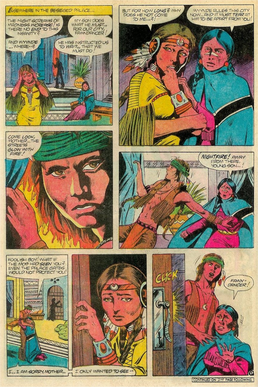 Read online Arion, Lord of Atlantis comic -  Issue #18 - 9