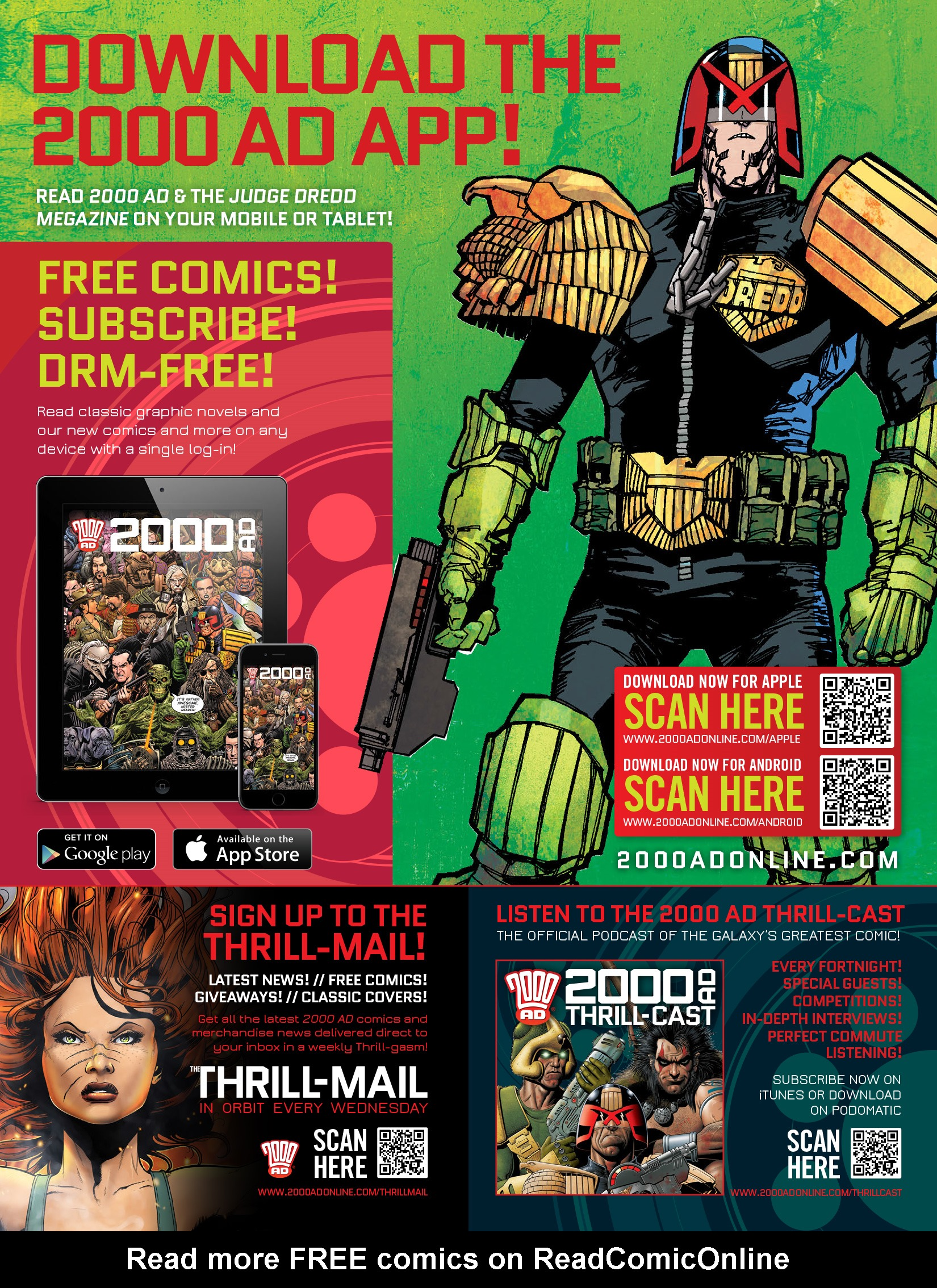 Read online 2000 AD comic -  Issue #1974 - 15