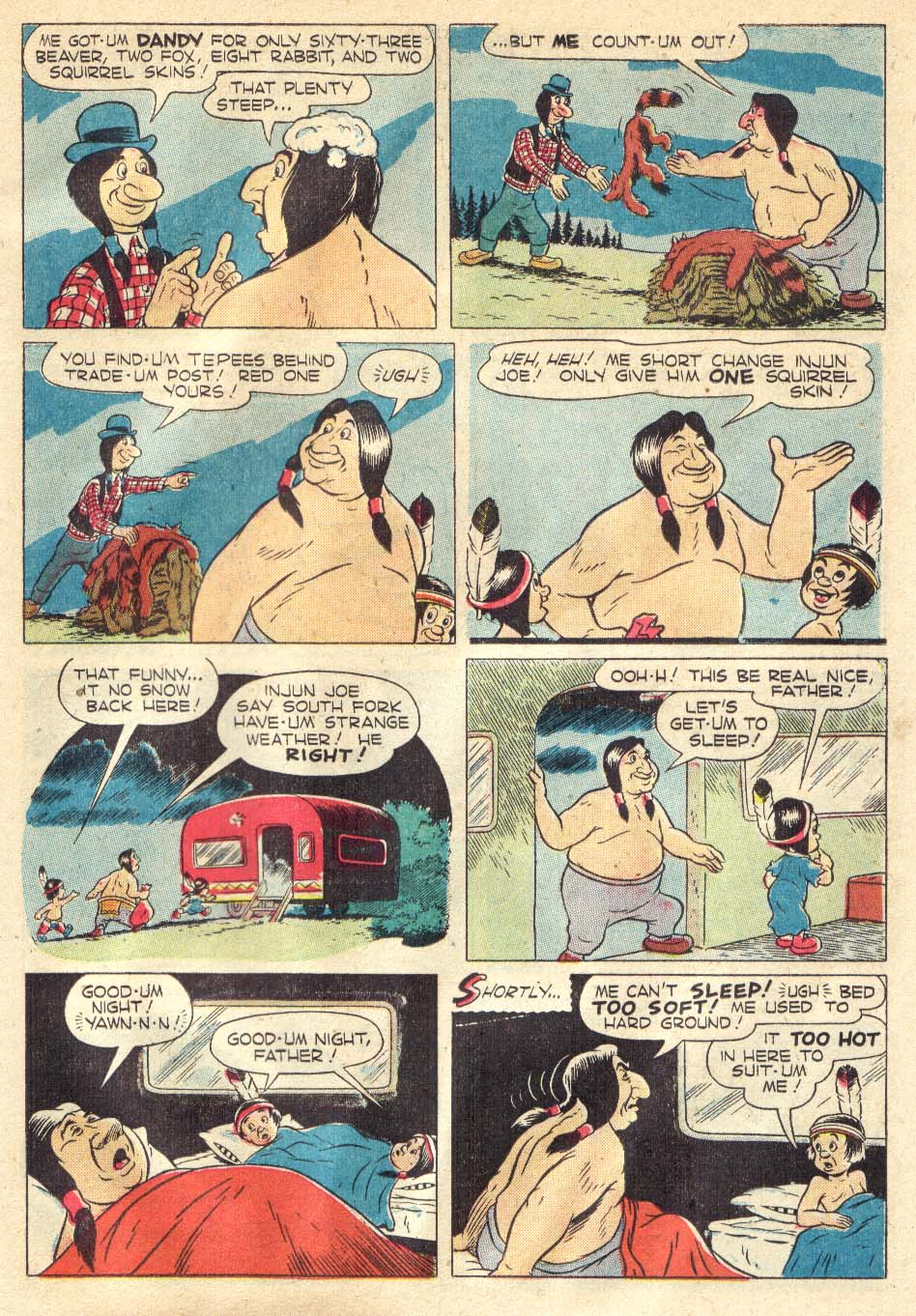 Walt Disney's Comics and Stories issue 146 - Page 31