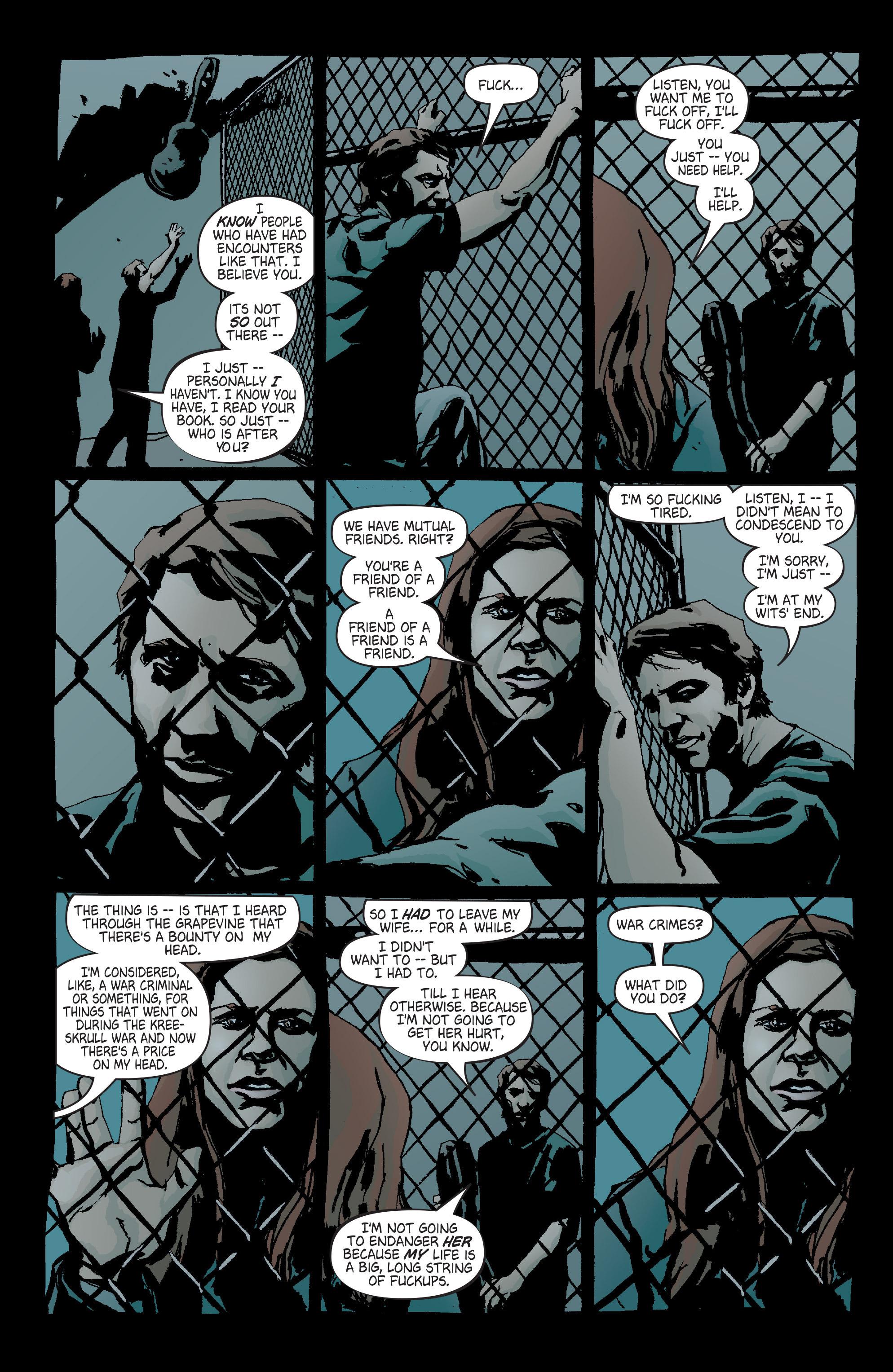 Read online Alias comic -  Issue #8 - 12