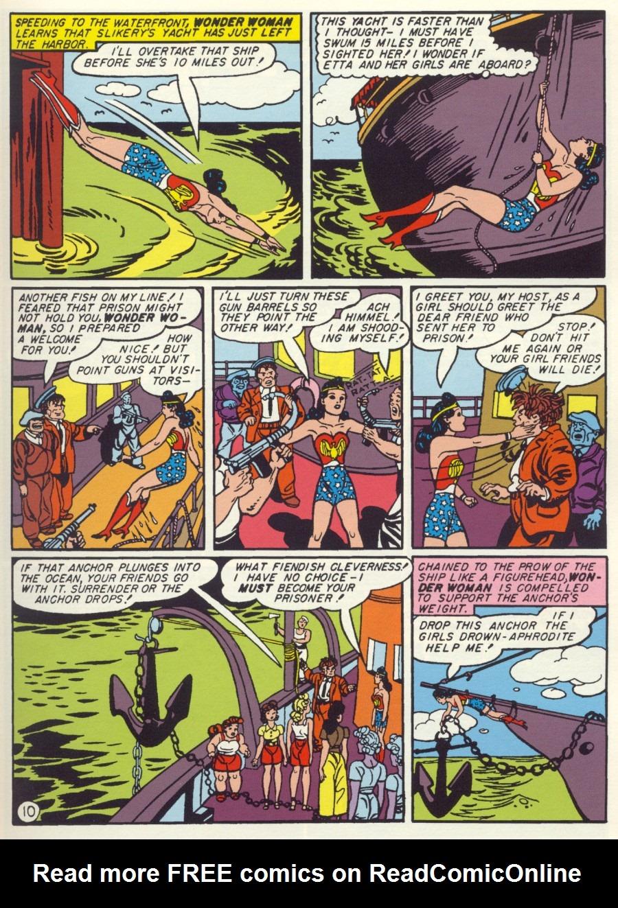 Read online Sensation (Mystery) Comics comic -  Issue #15 - 12