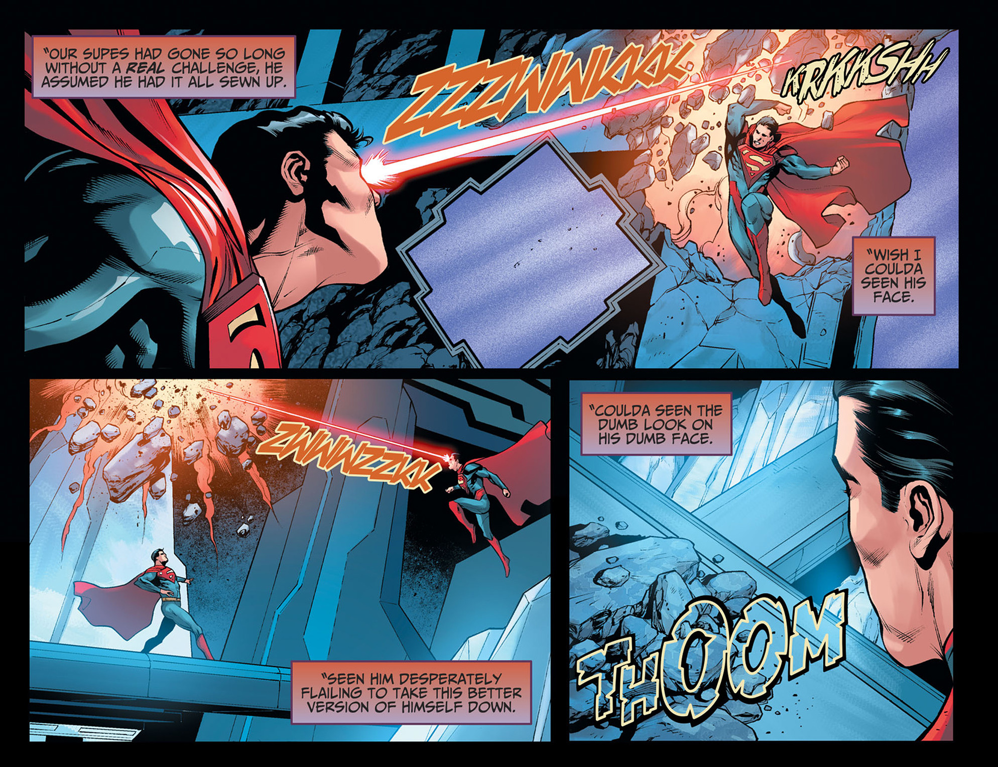 Read online Injustice: Ground Zero comic -  Issue #24 - 6