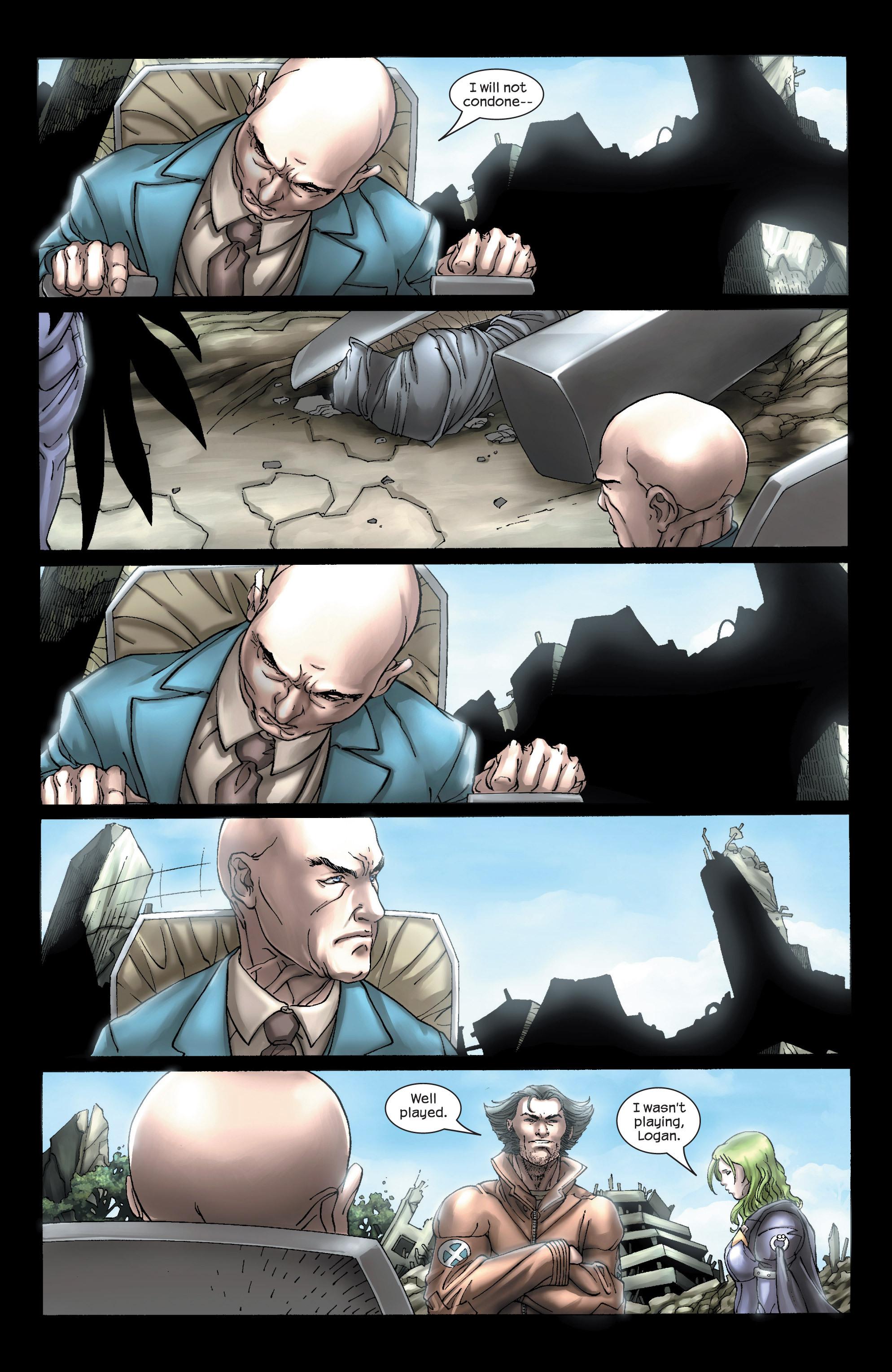 Read online Uncanny X-Men (1963) comic -  Issue #443 - 12