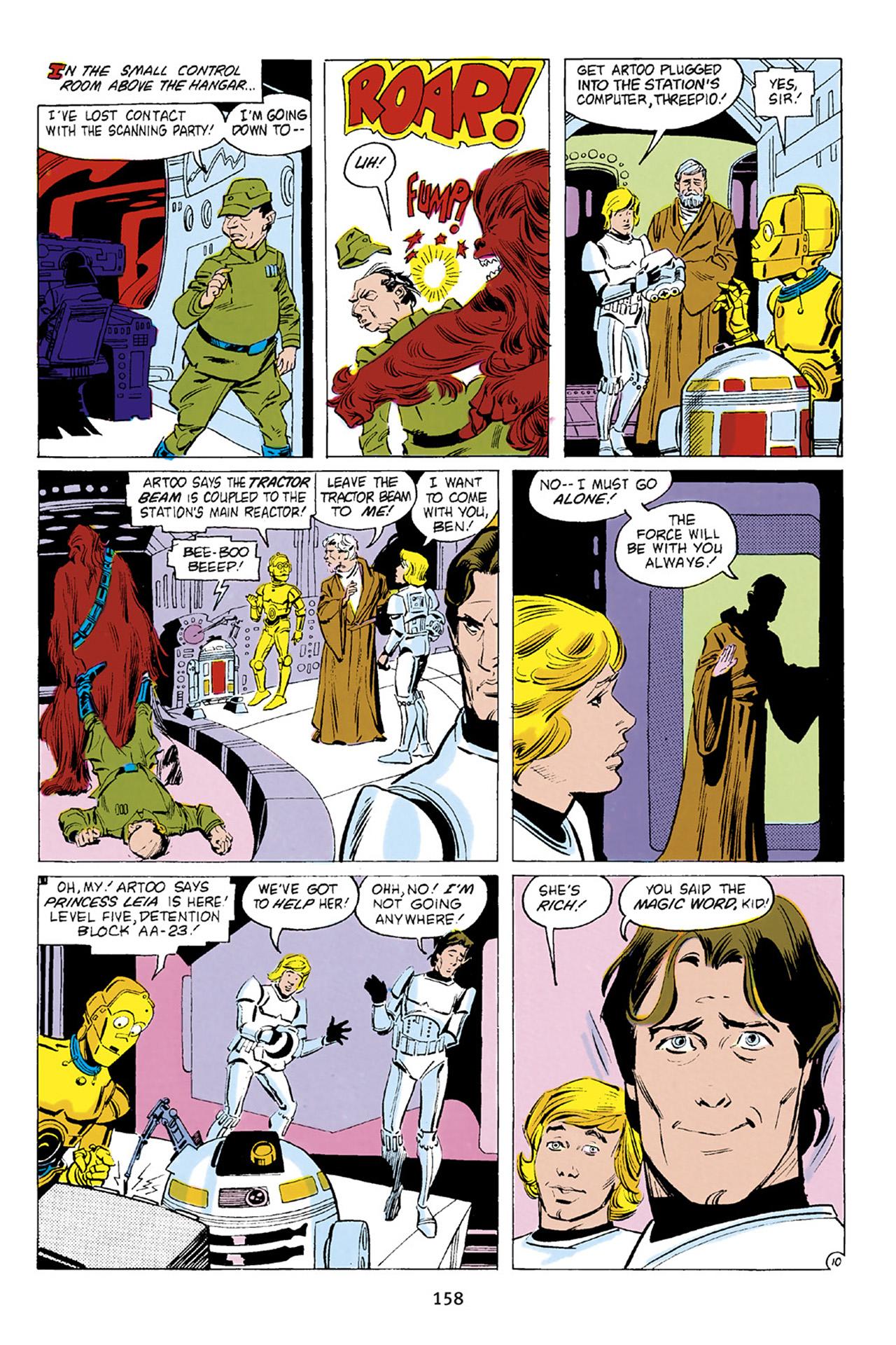 Read online Star Wars Omnibus comic -  Issue # Vol. 23 - 157