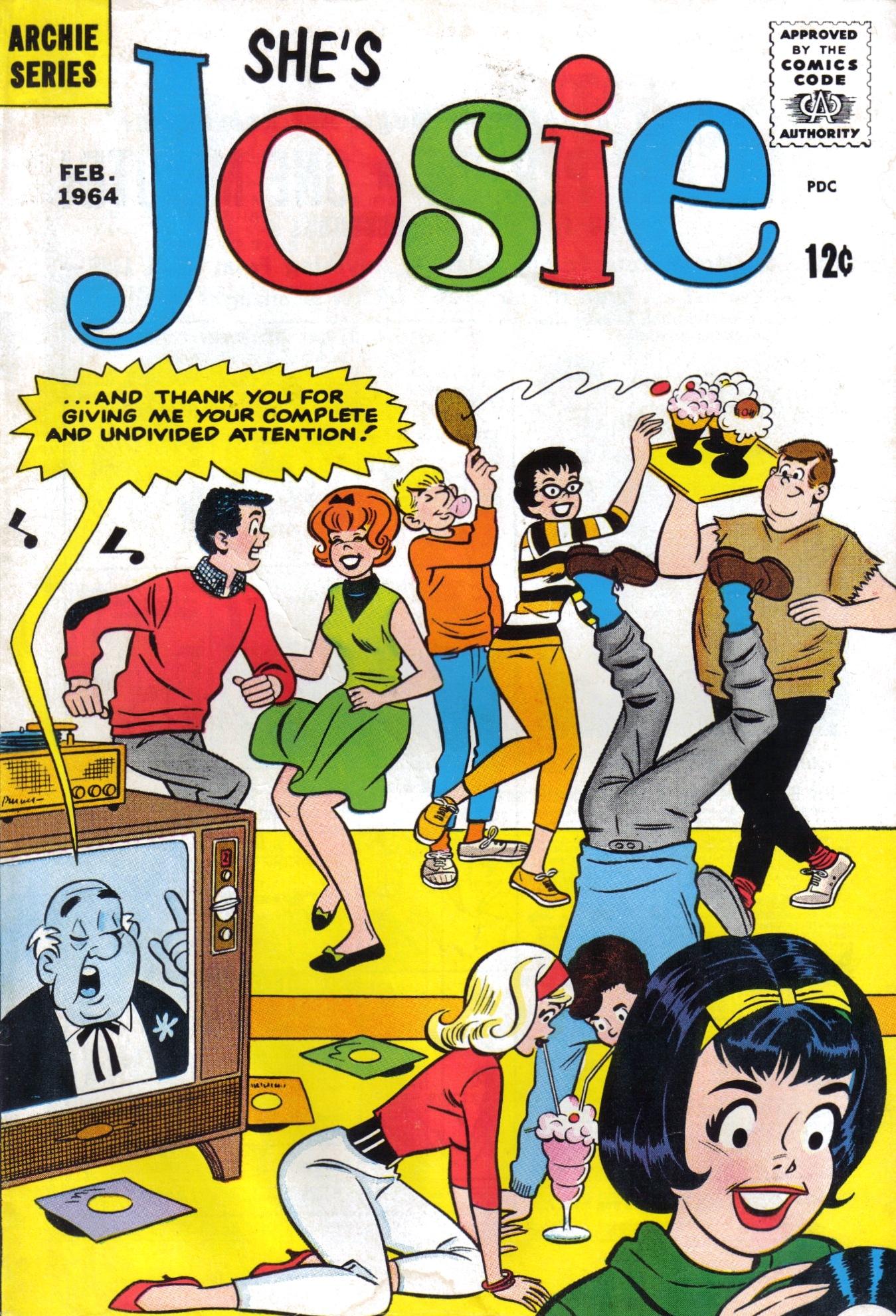 Read online She's Josie comic -  Issue #5 - 1