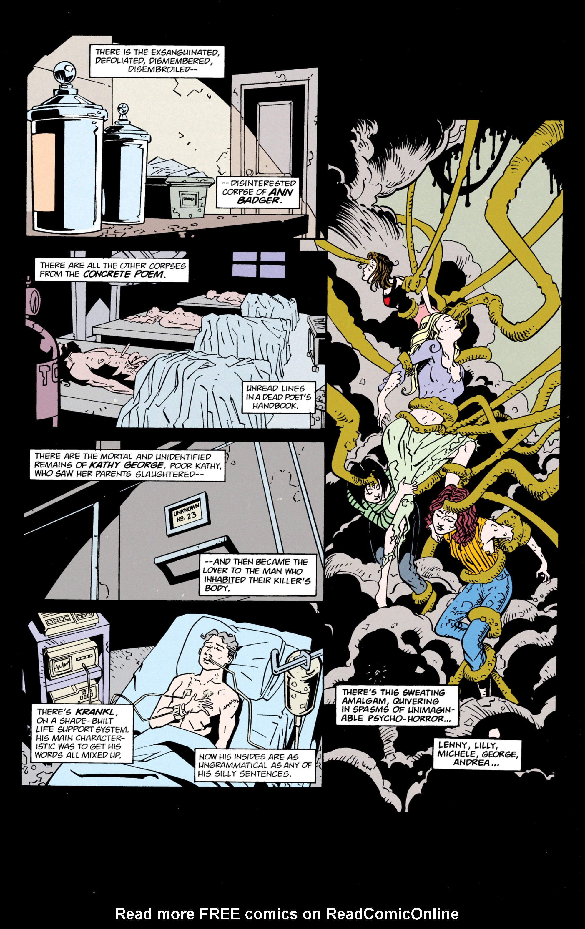 Read online Shade, the Changing Man comic -  Issue #63 - 2