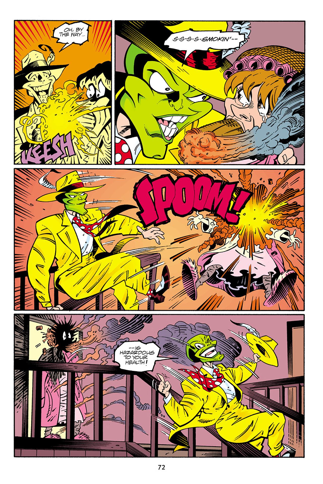 Read online Adventures Of The Mask Omnibus comic -  Issue #Adventures Of The Mask Omnibus Full - 72