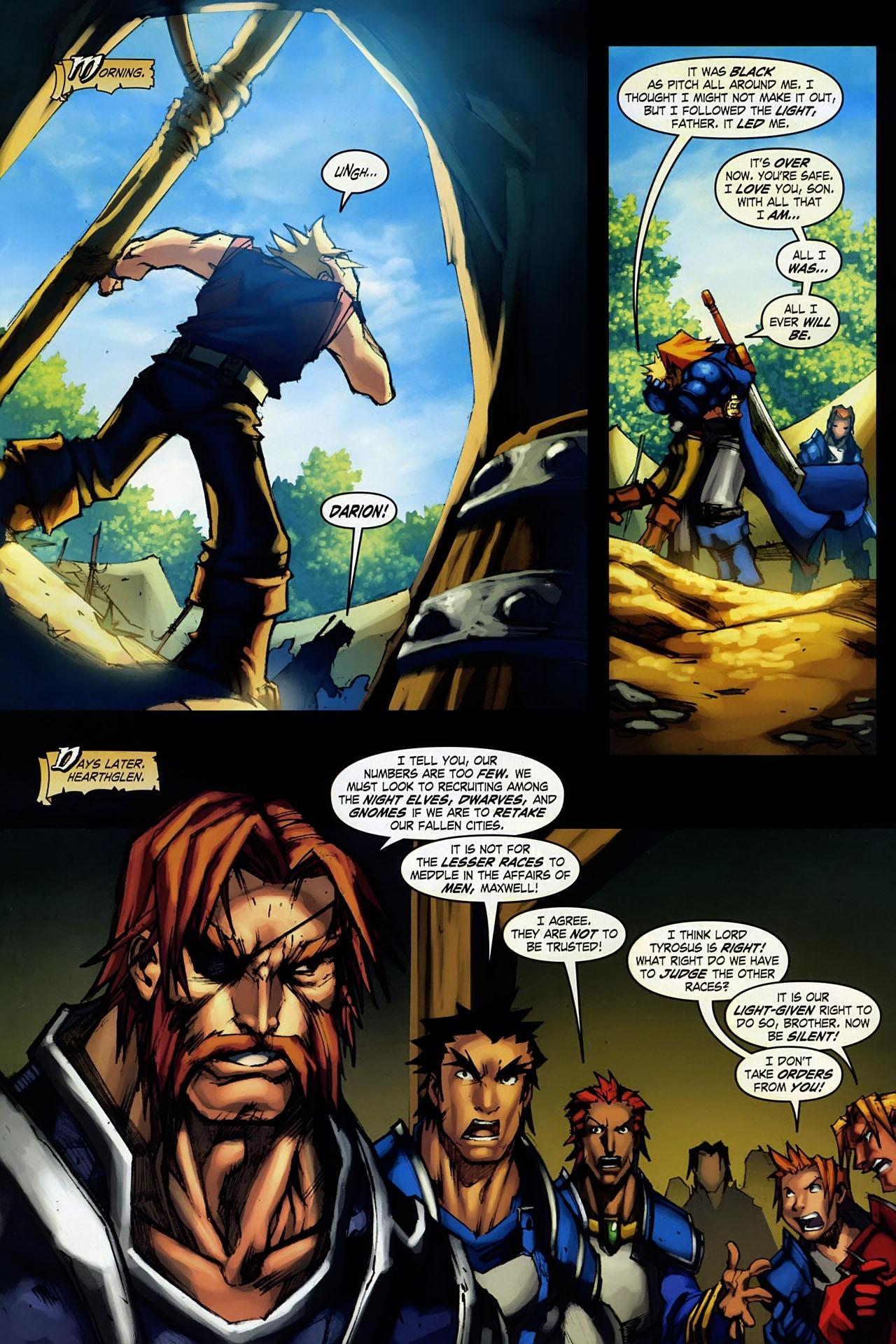 Read online World of Warcraft: Ashbringer comic -  Issue #1 - 26
