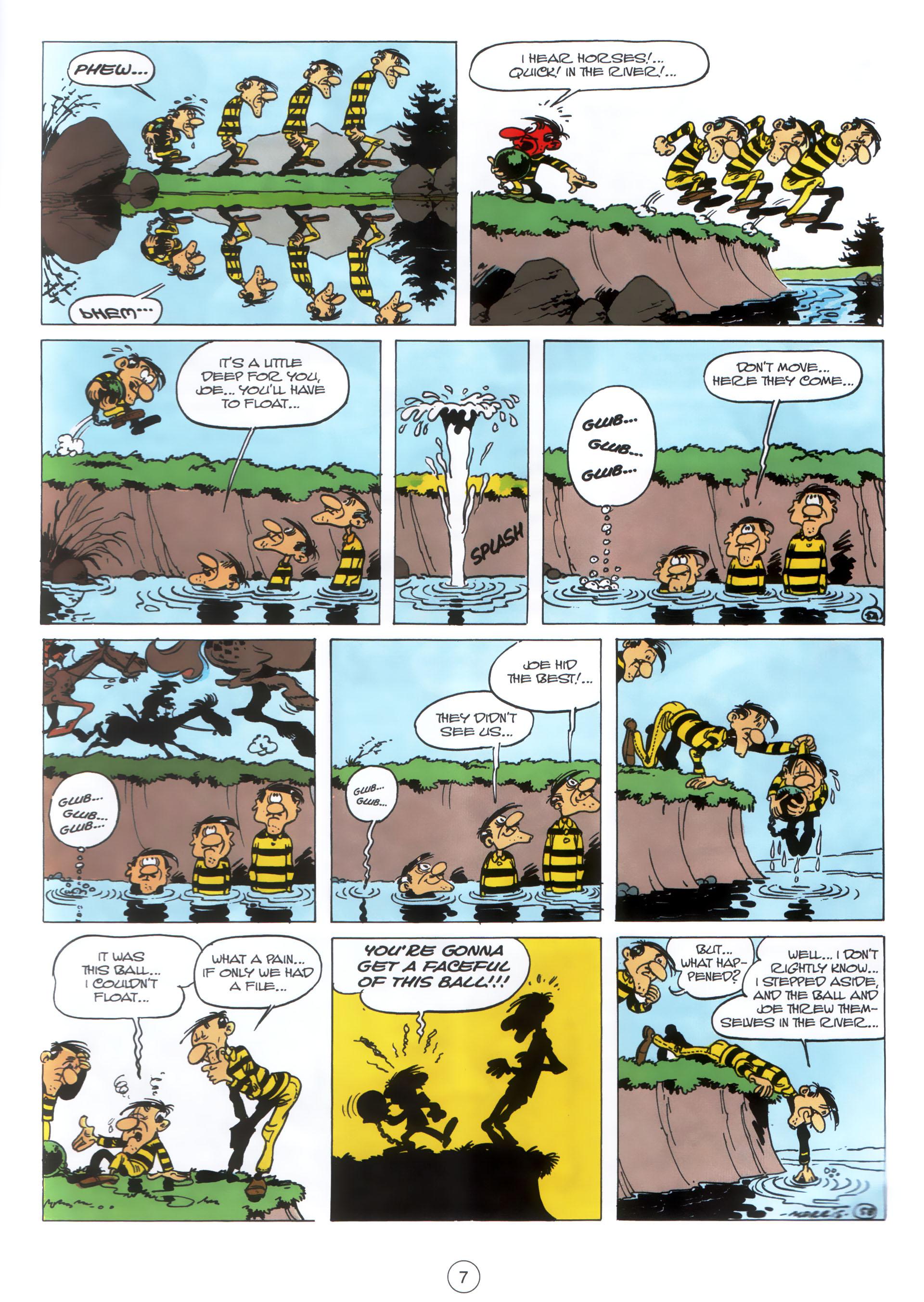Read online A Lucky Luke Adventure comic -  Issue #30 - 6
