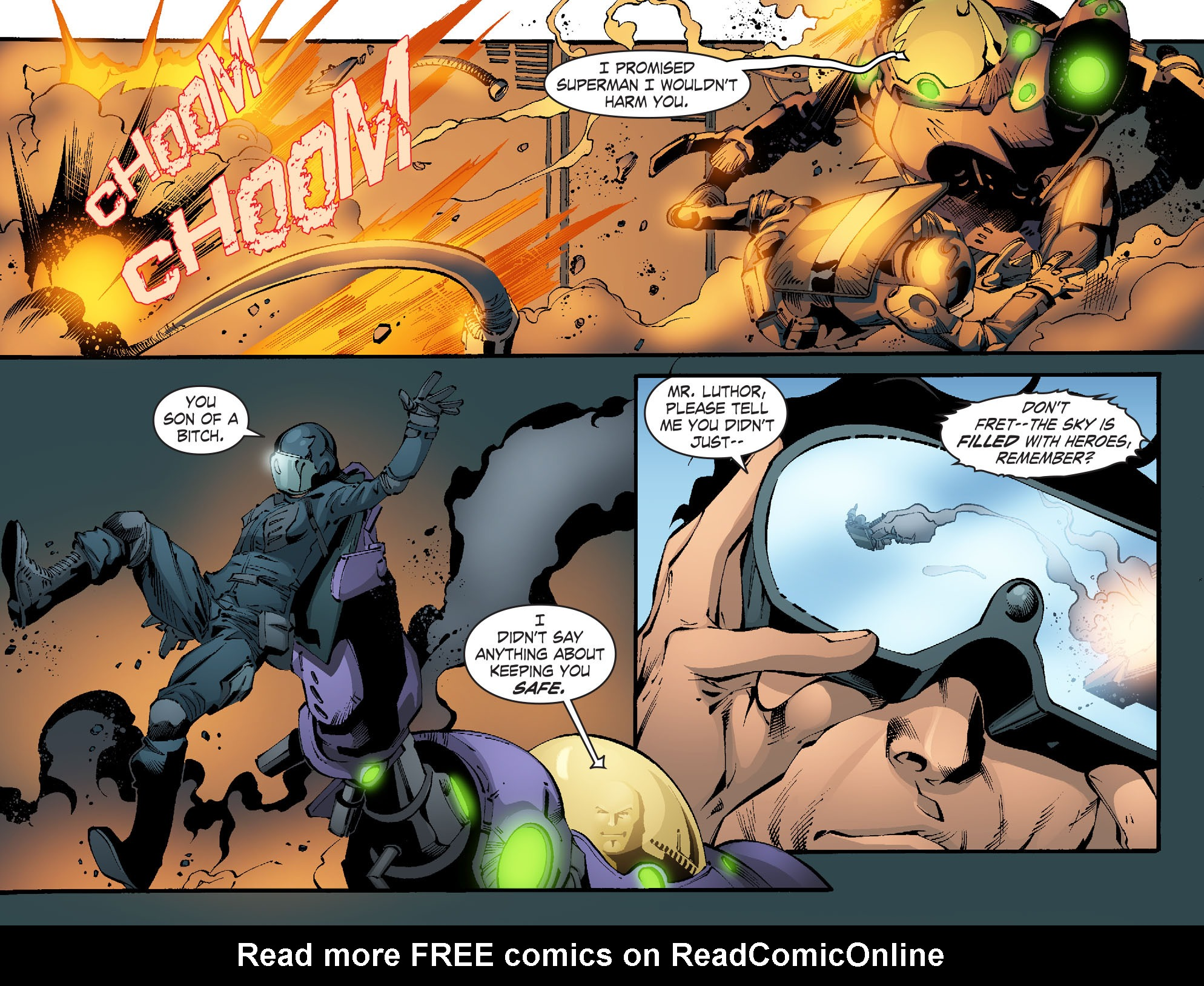 Read online Smallville: Continuity comic -  Issue #5 - 21