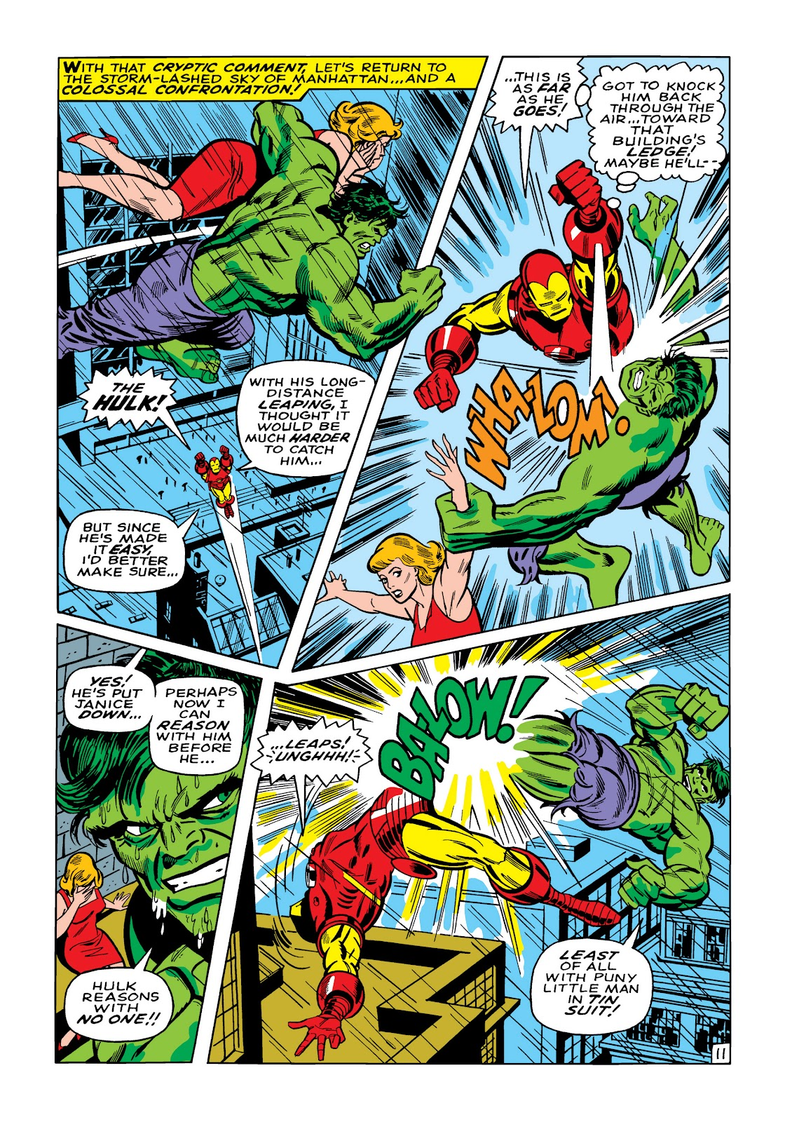 Read online Marvel Masterworks: The Invincible Iron Man comic -  Issue # TPB 5 (Part 2) - 65