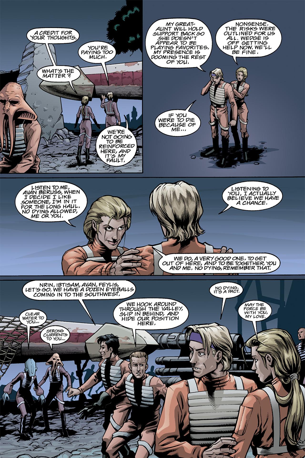 Read online Star Wars Omnibus comic -  Issue # Vol. 3 - 323