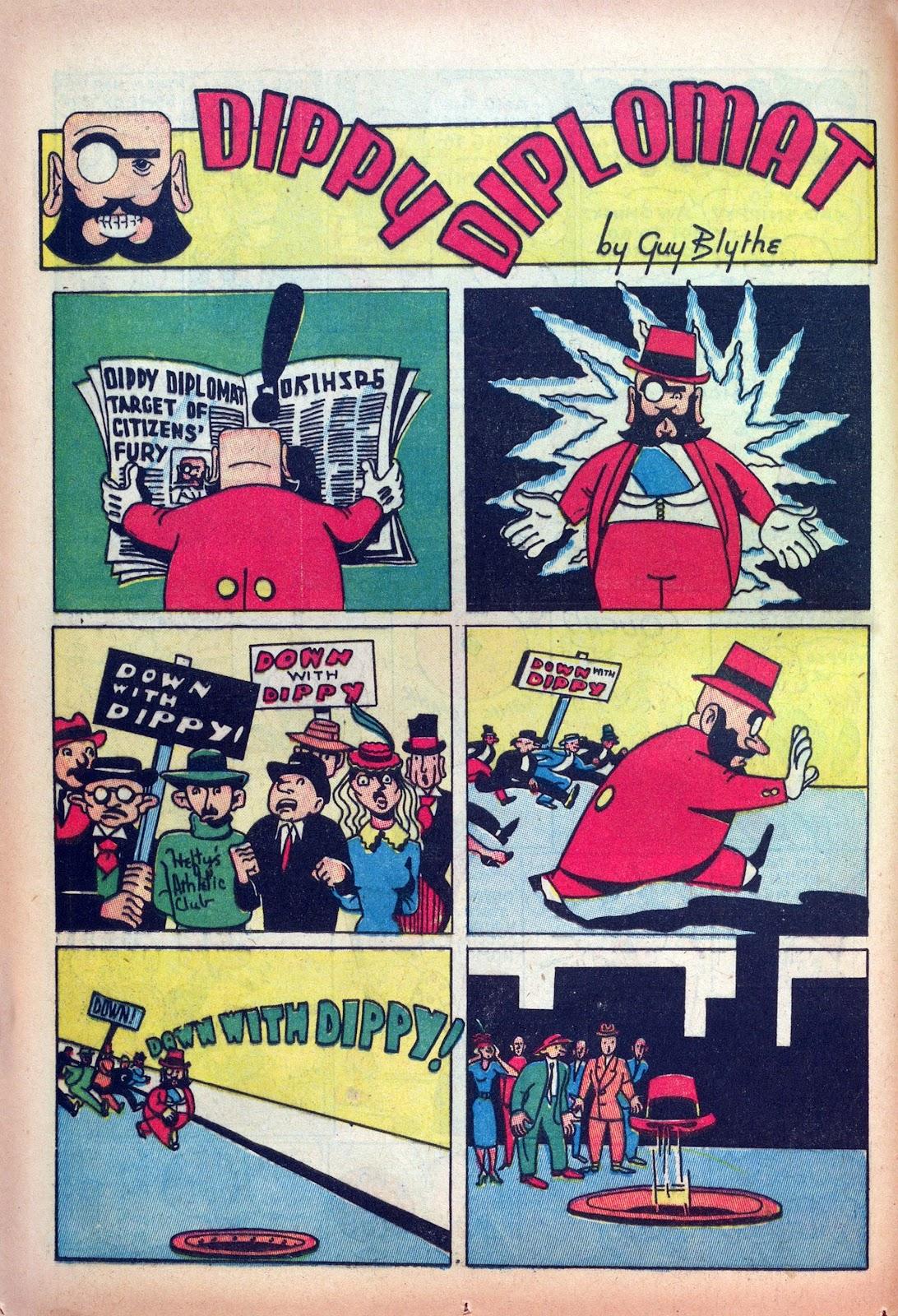 Read online Joker Comics comic -  Issue #9 - 22