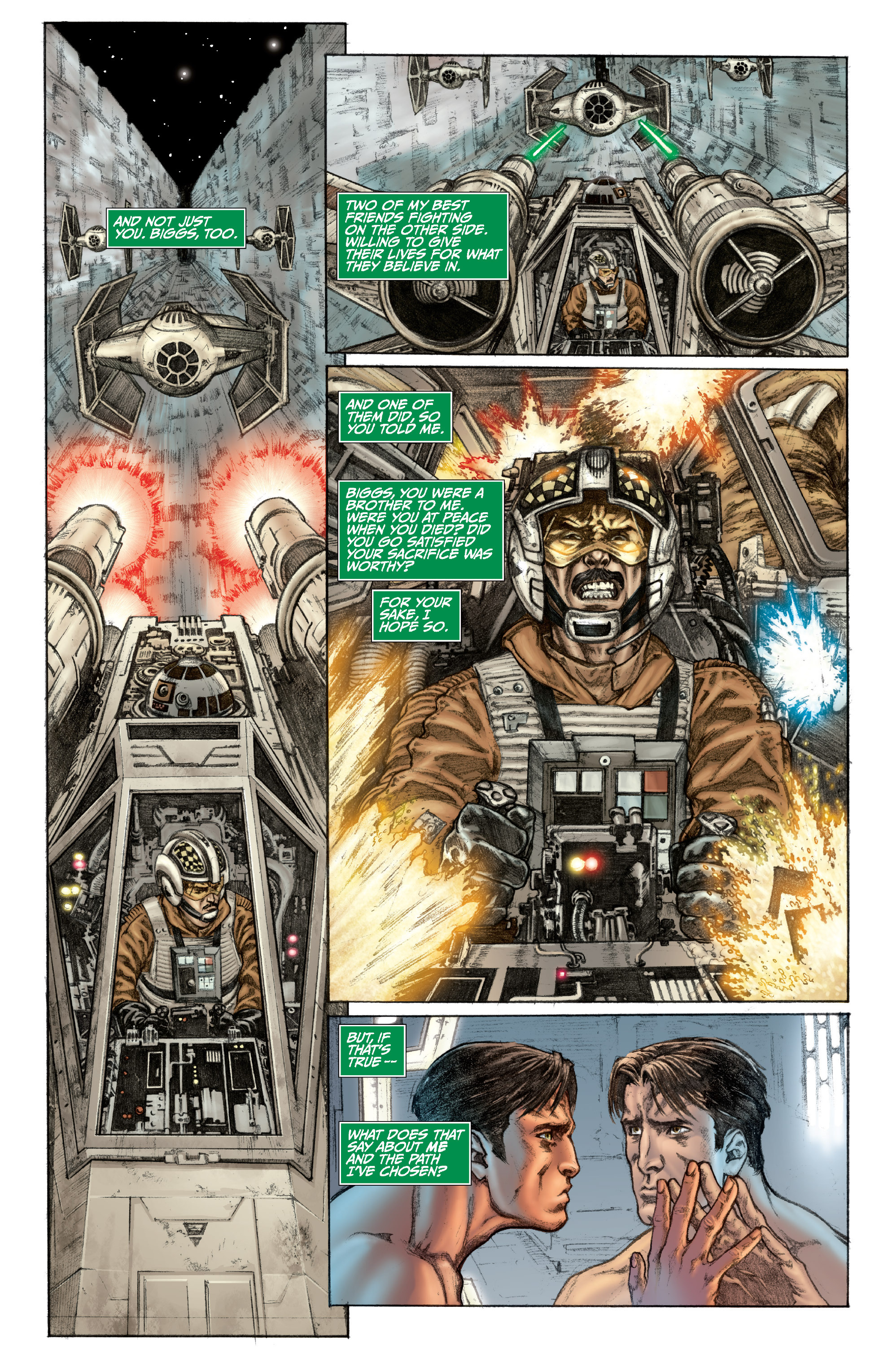 Read online Star Wars Omnibus comic -  Issue # Vol. 22 - 338
