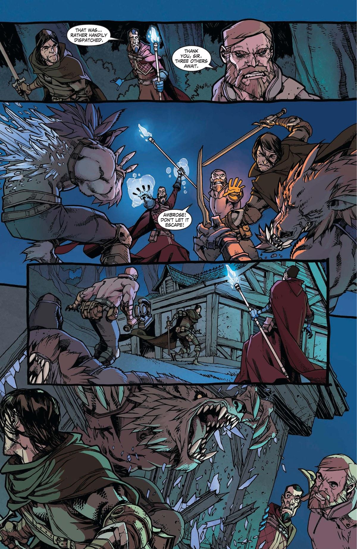 Read online World of Warcraft: Dark Riders comic -  Issue # Full - 49