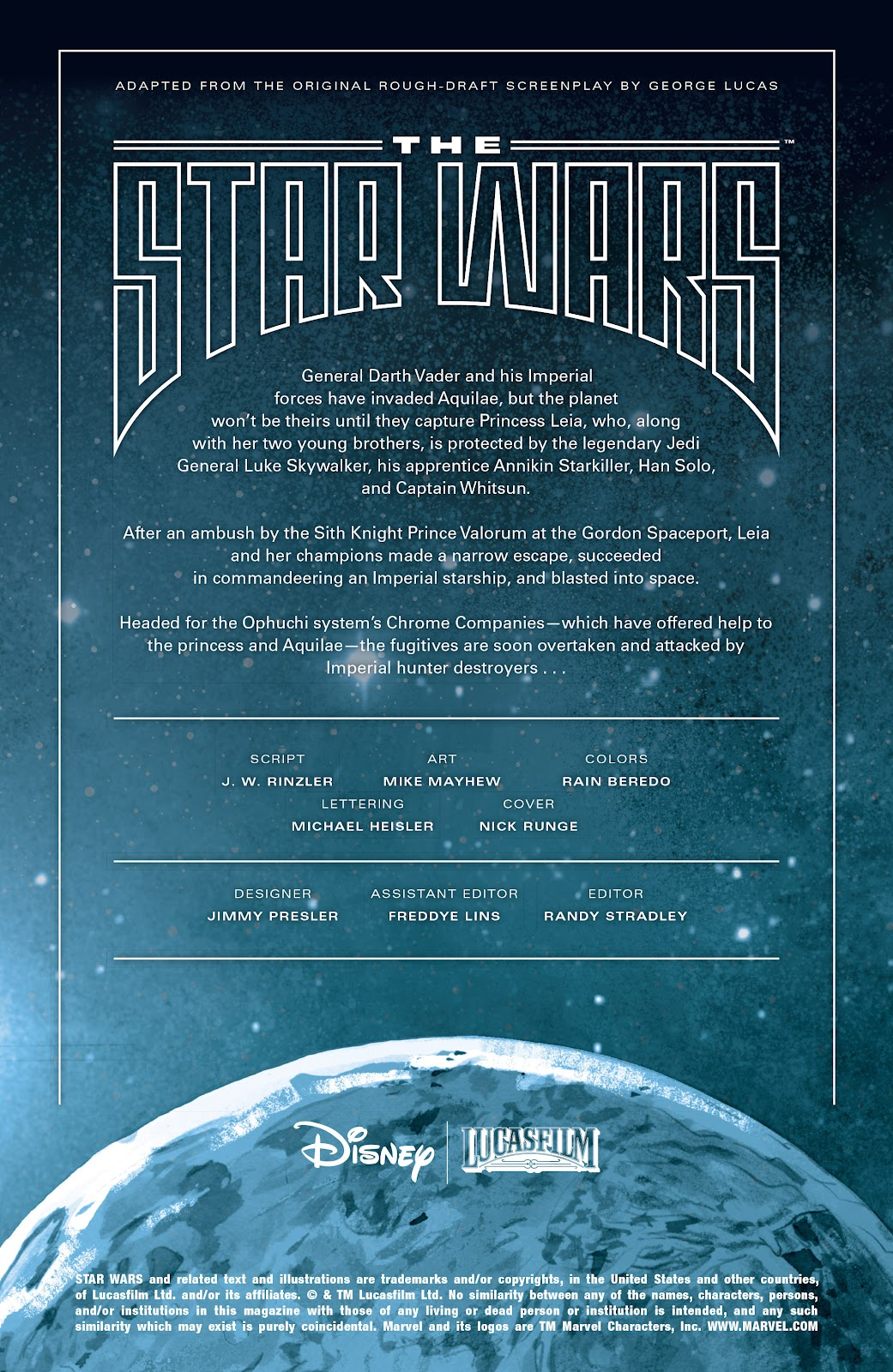 Read online Star Wars Legends: Infinities - Epic Collection comic -  Issue # TPB (Part 5) - 18