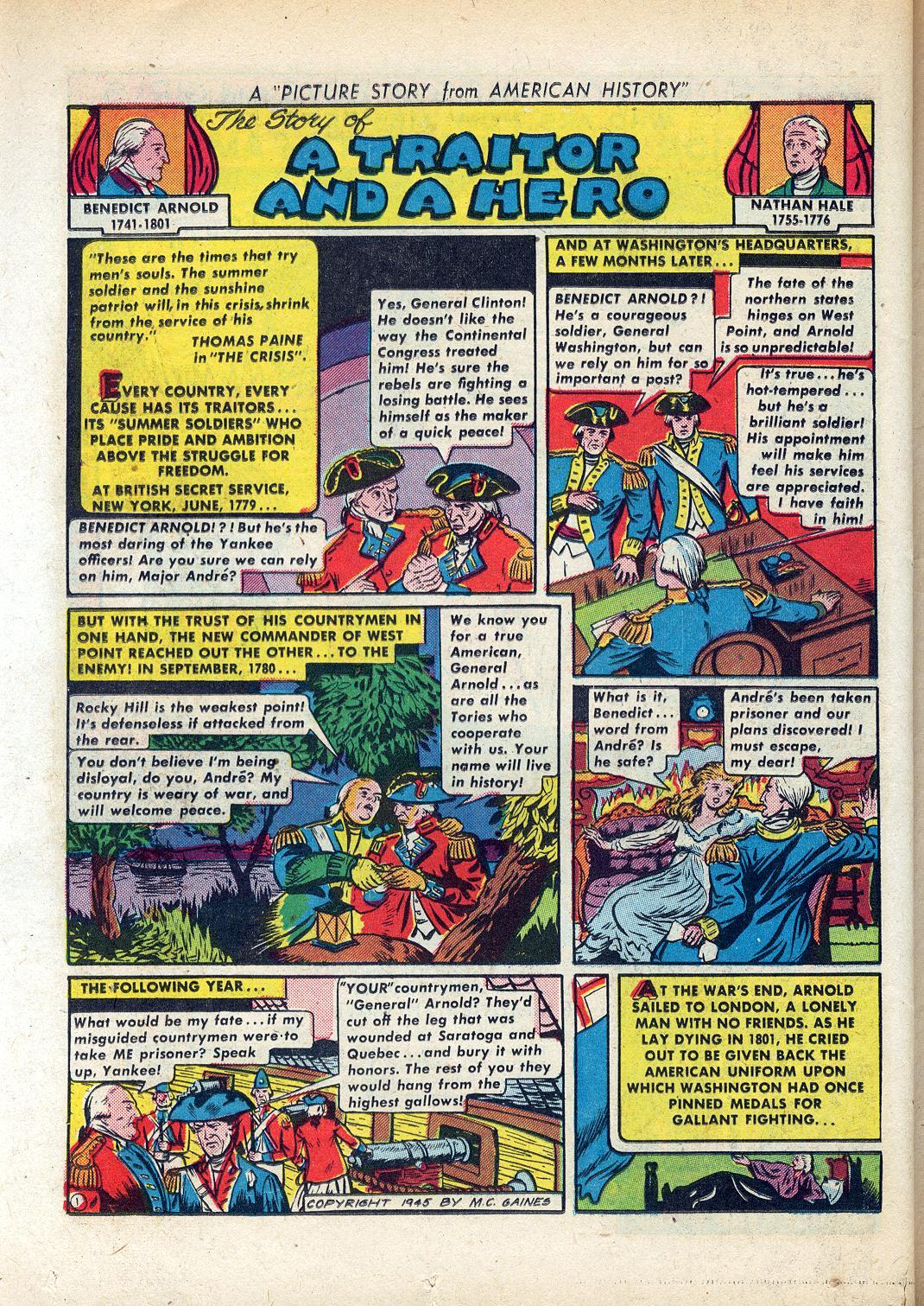 Read online Sensation (Mystery) Comics comic -  Issue #45 - 38