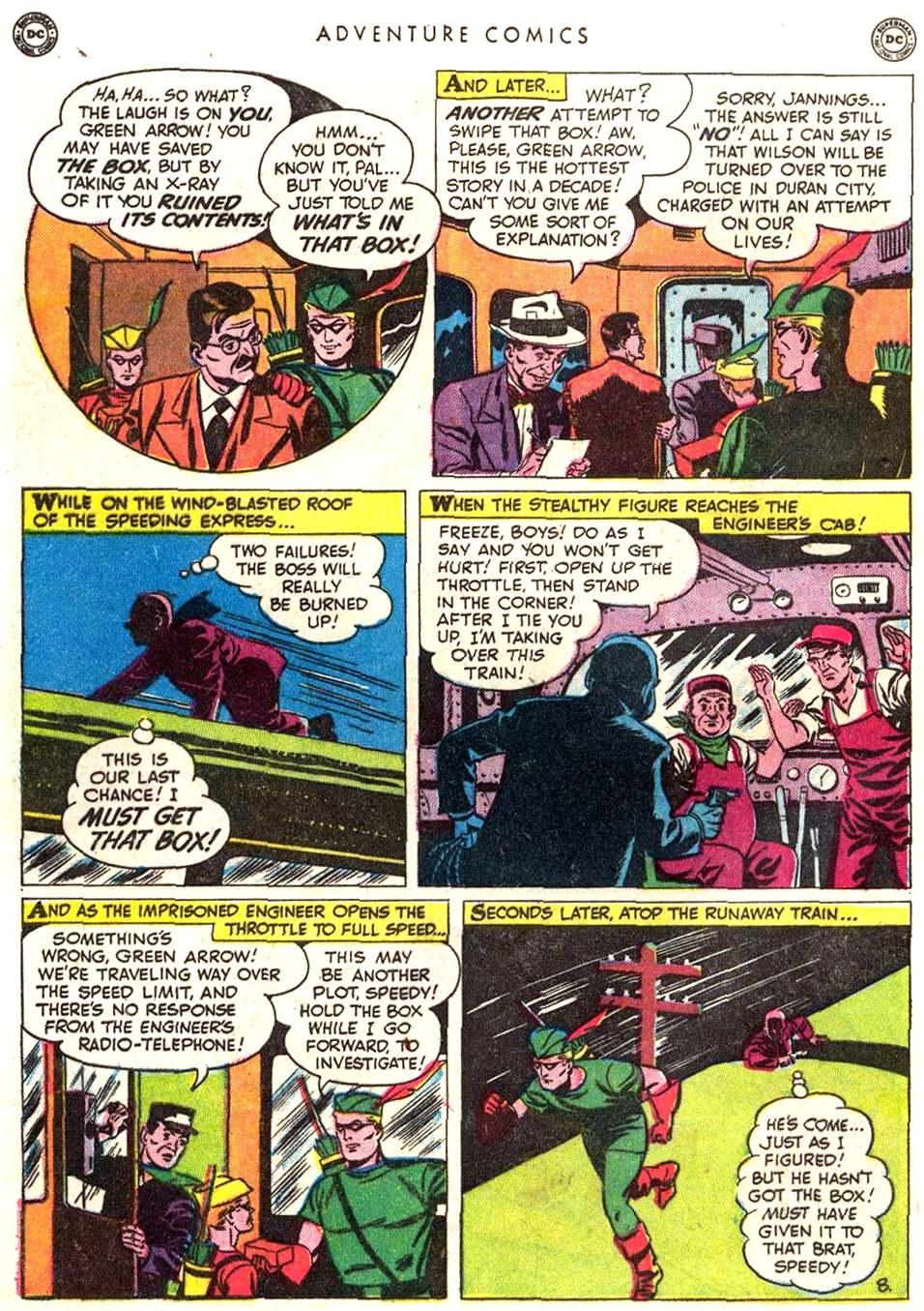 Read online Adventure Comics (1938) comic -  Issue #156 - 46