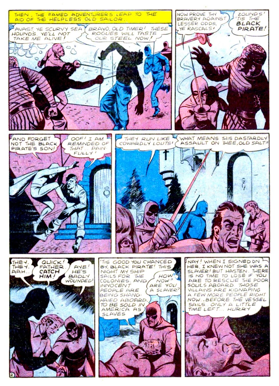 Read online Sensation (Mystery) Comics comic -  Issue #29 - 18