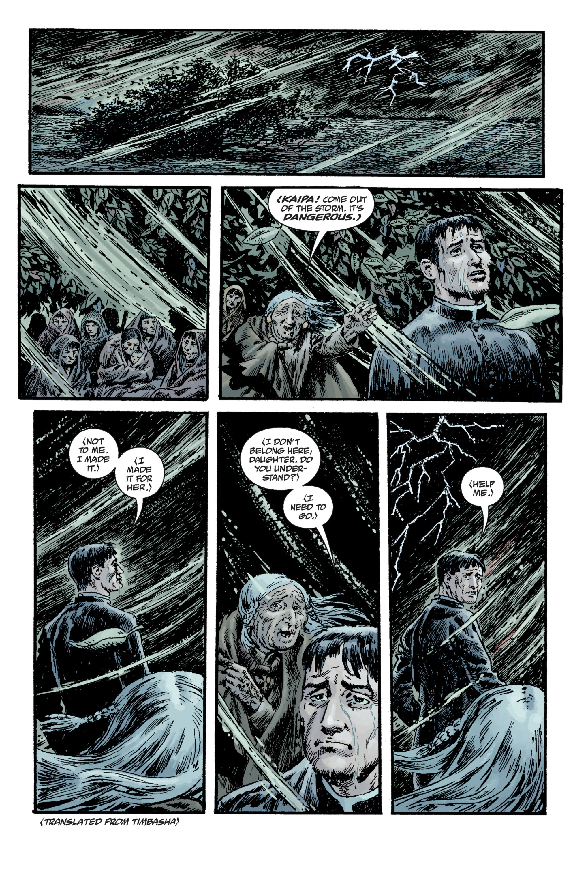 Read online Sir Edward Grey, Witchfinder: Lost and Gone Forever comic -  Issue # TPB - 101