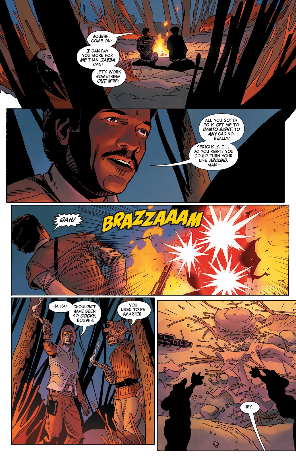 Read online Star Wars: Age of Rebellion - Heroes comic -  Issue # TPB - 17