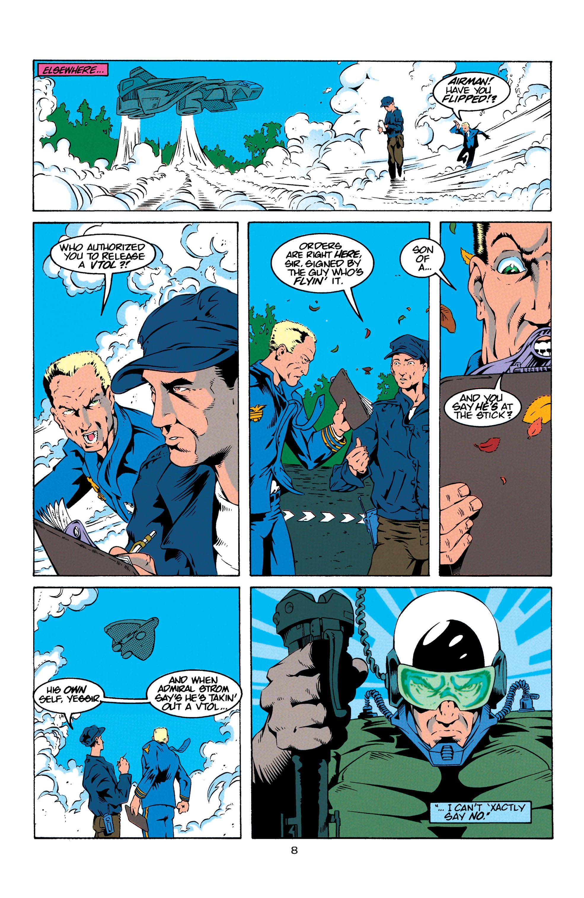 Read online Aquaman (1994) comic -  Issue #18 - 8