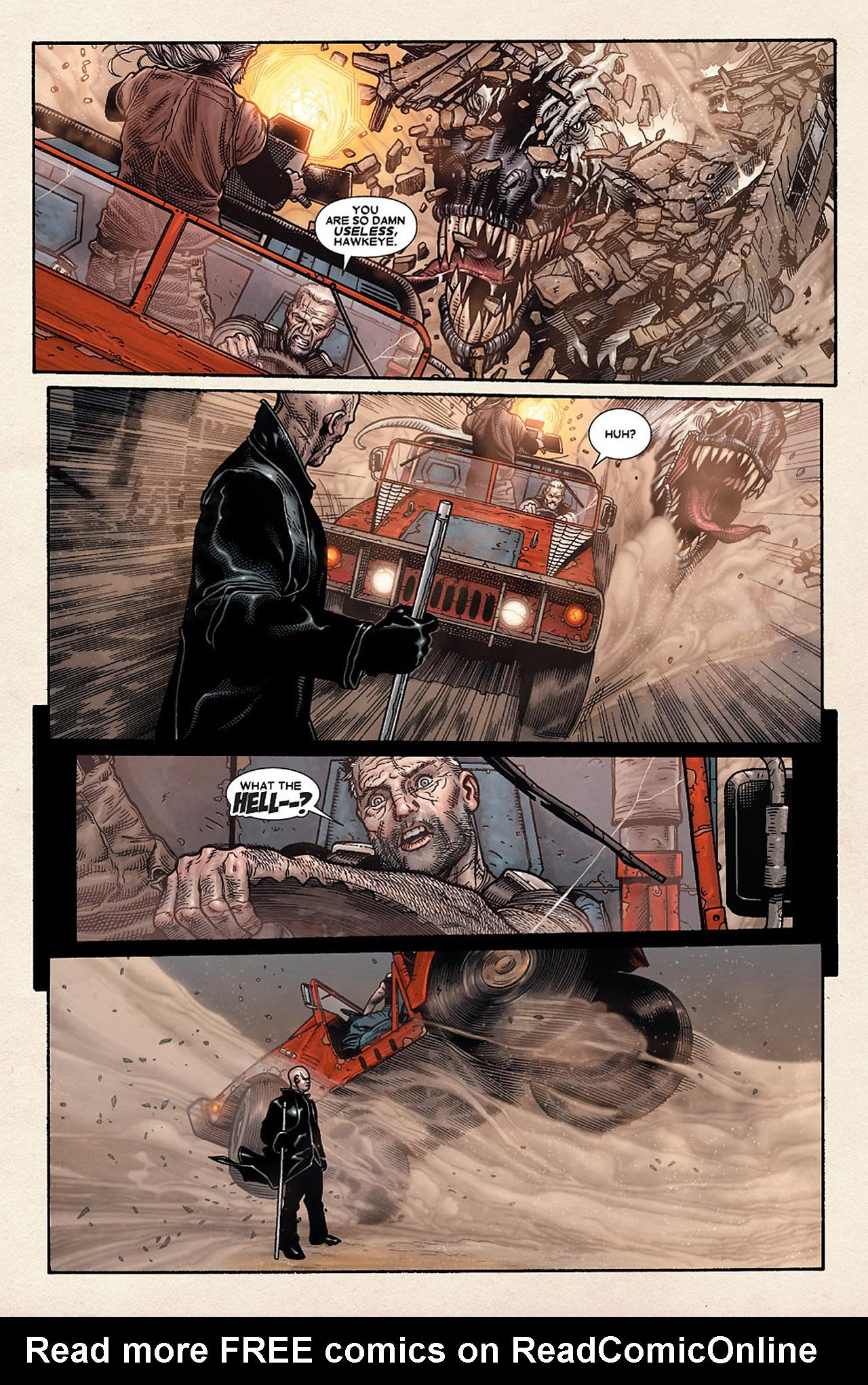 Read online Wolverine: Old Man Logan comic -  Issue # Full - 119