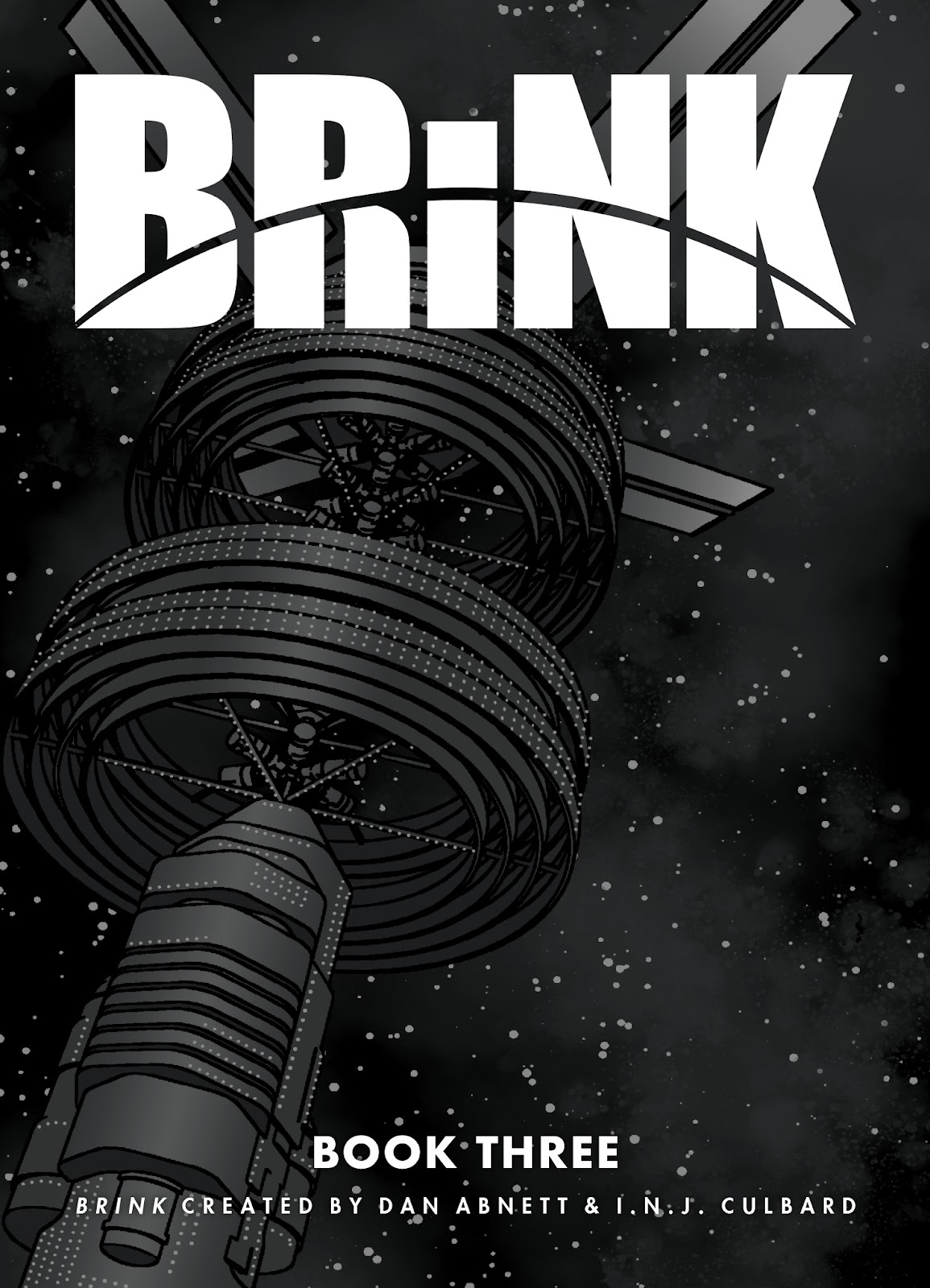 Read online Brink comic -  Issue # TPB 3 - 3