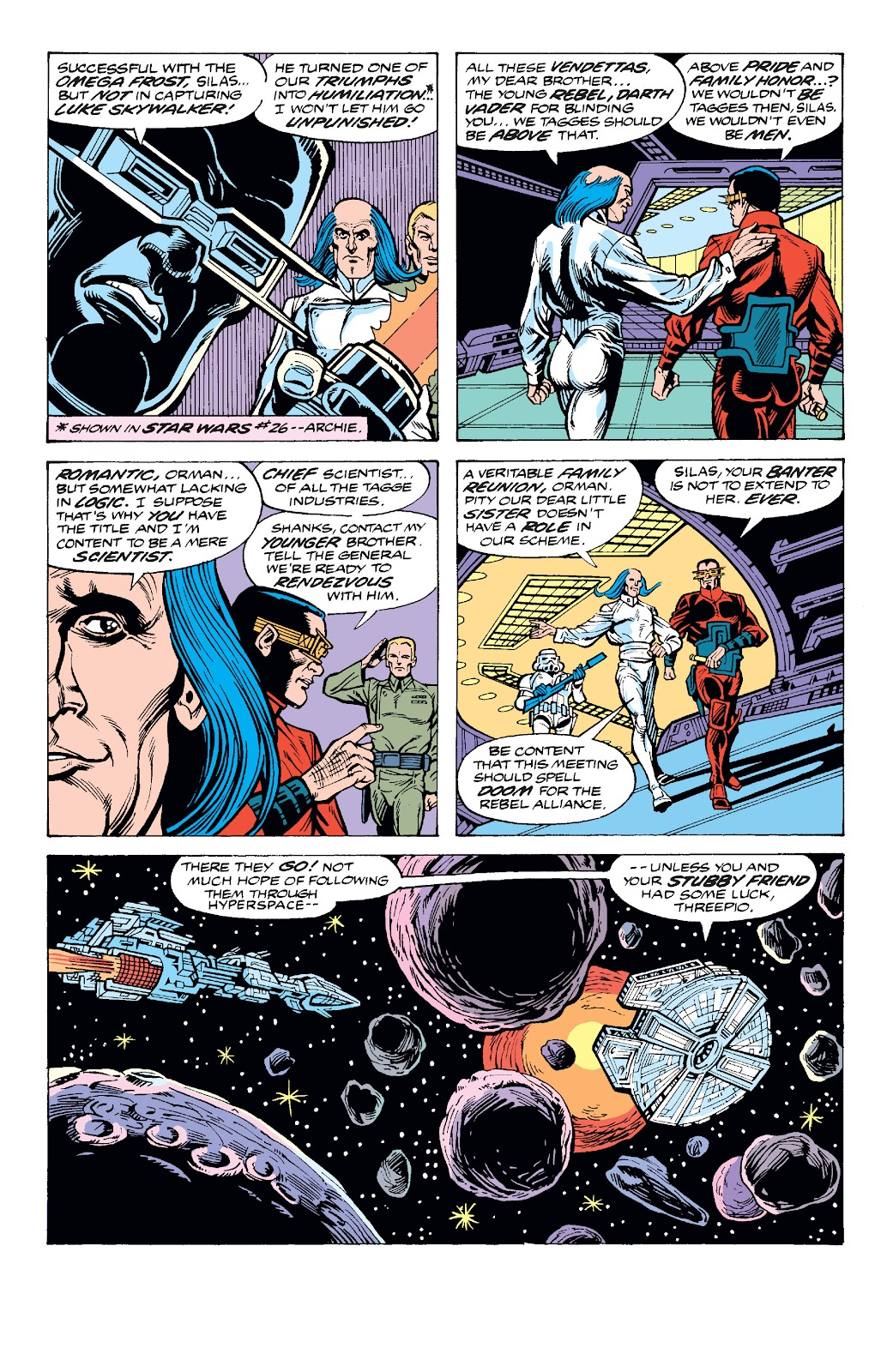 Read online Star Wars Legends: The Original Marvel Years - Epic Collection comic -  Issue # TPB 2 (Part 2) - 71